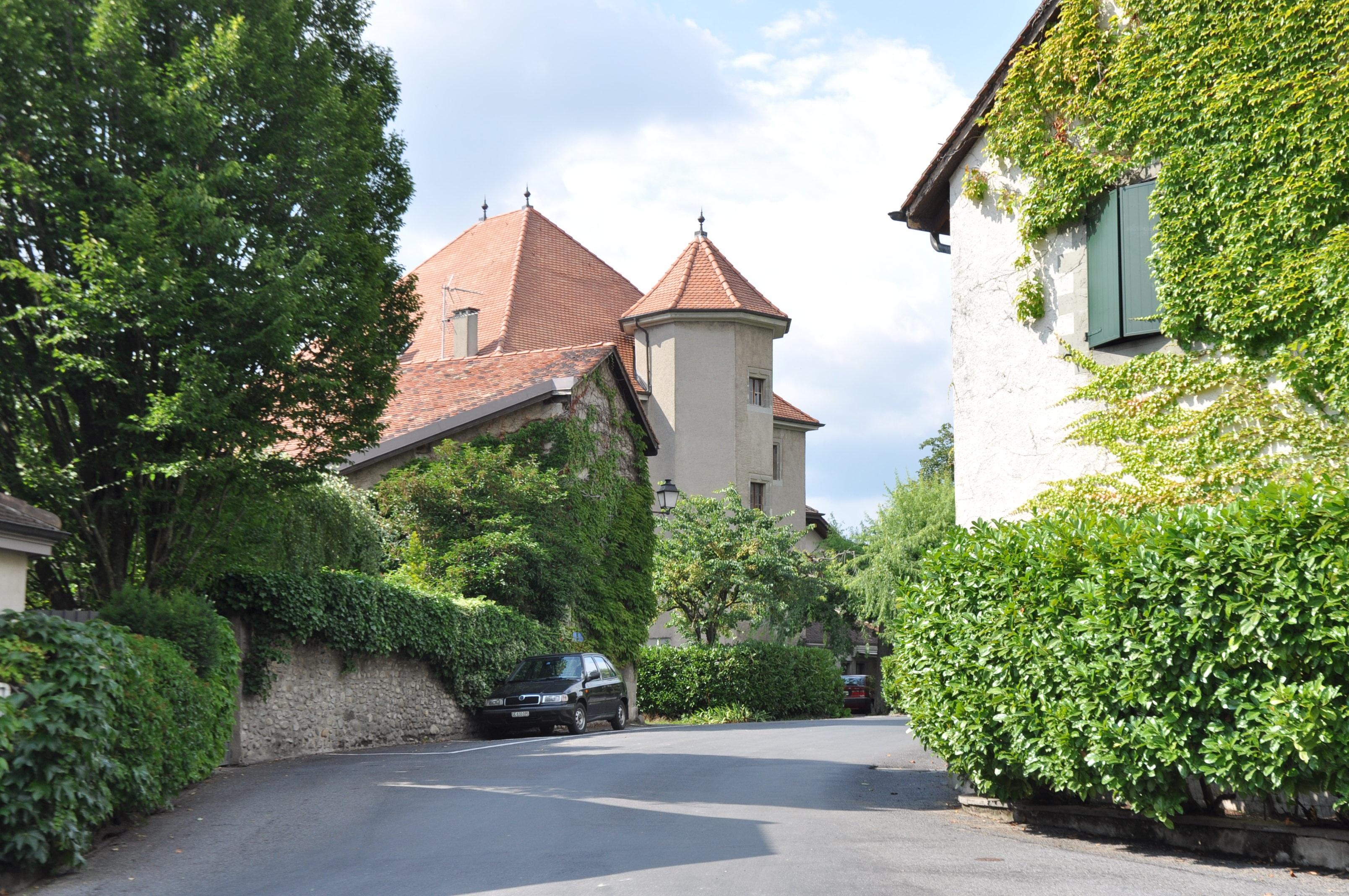 Images Gratuites : arbre, architecture, villa, Manoir, maison ...