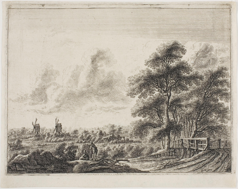 Gambar Pohon Hitam Dan Putih Sejarah Lukisan Karya
