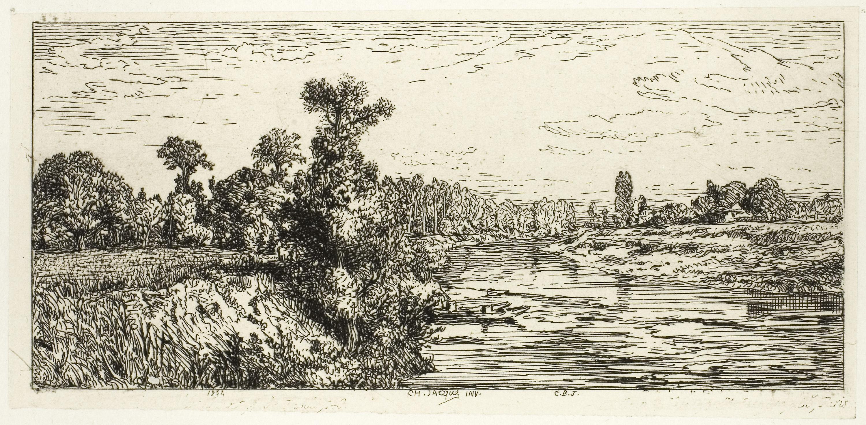 Gambar Pohon Hitam Dan Putih Sketsa Gambar Seni Visual Karya
