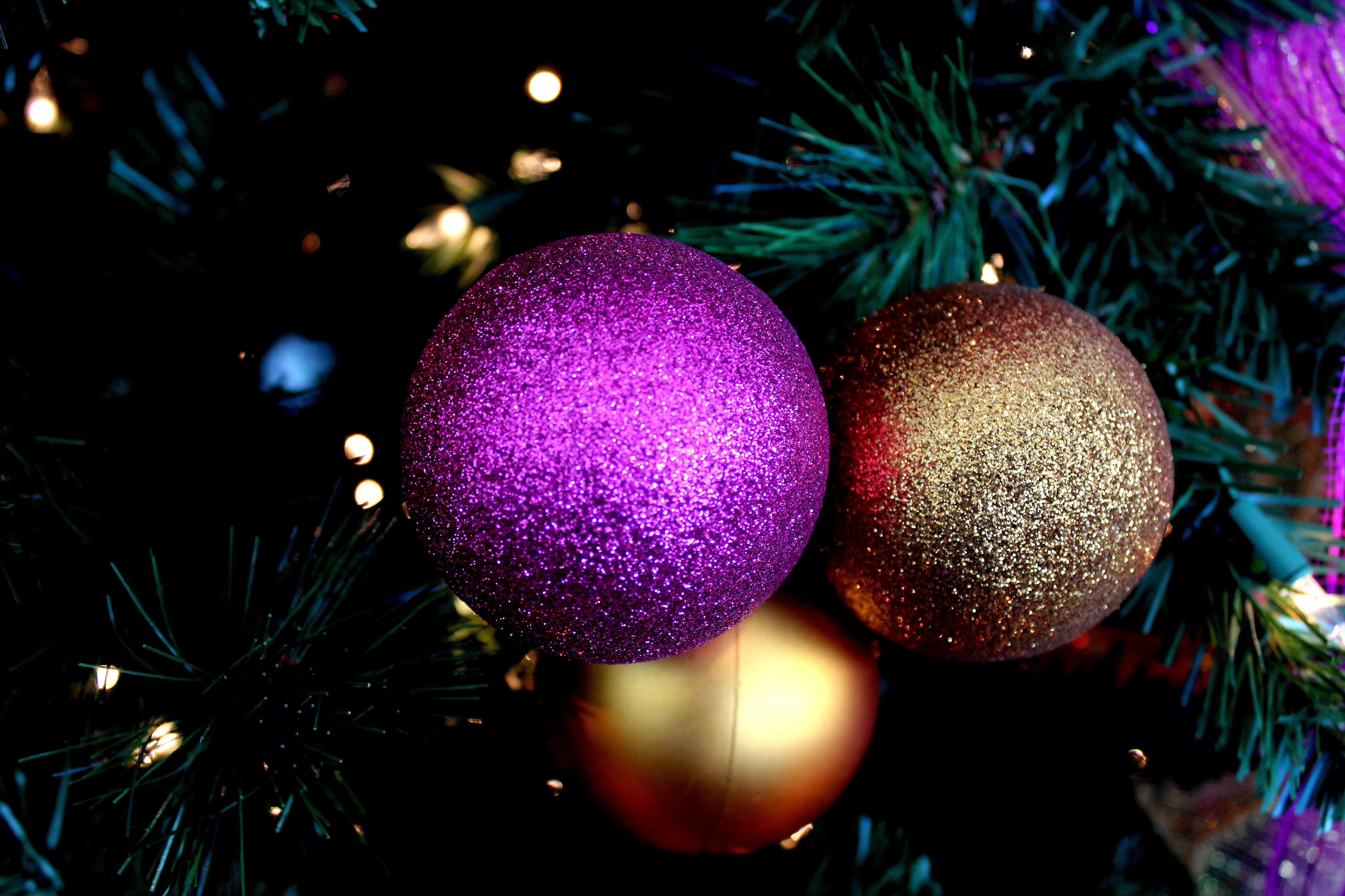 fotos gratis rama interior celebracion fiesta brillo rbol de navidad iluminado decoracin navidea art estacional bolas iluminacin alegre