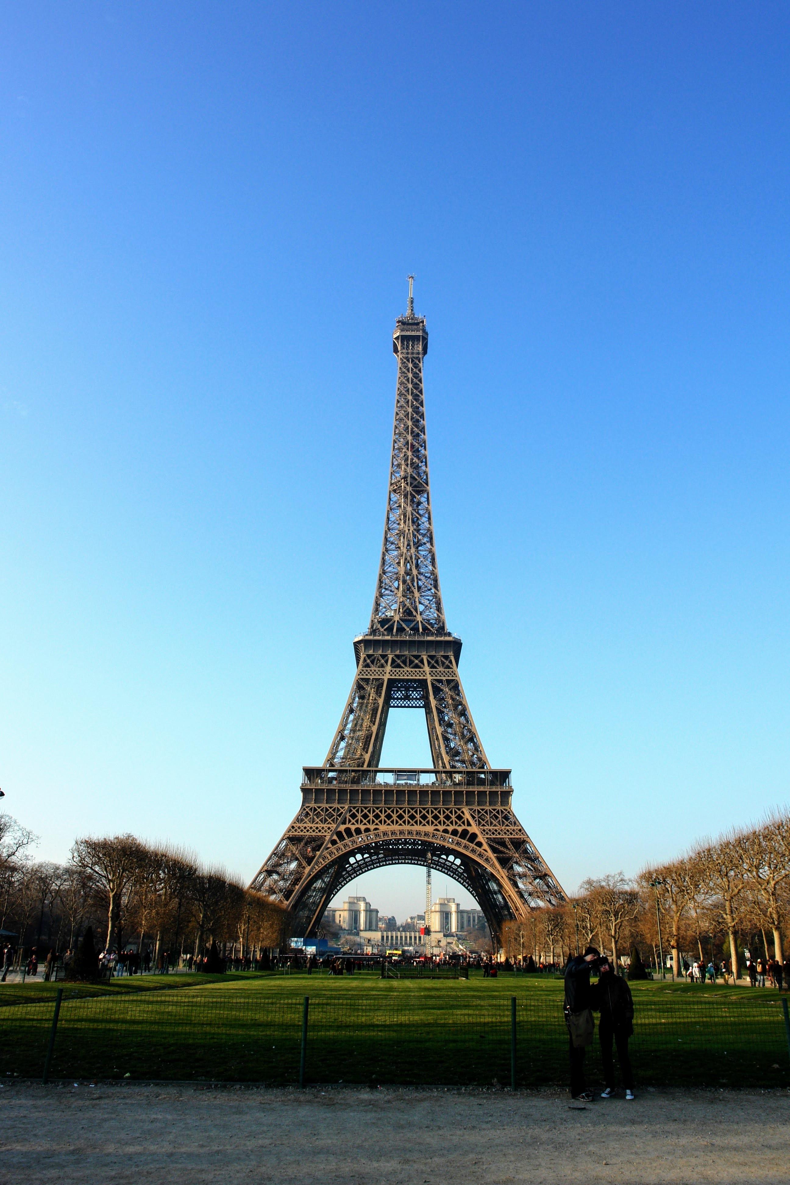 Fotos gratis rbol torre eiffel par s francia reflexi n torre punto de referencia - Image tour eiffel a imprimer ...