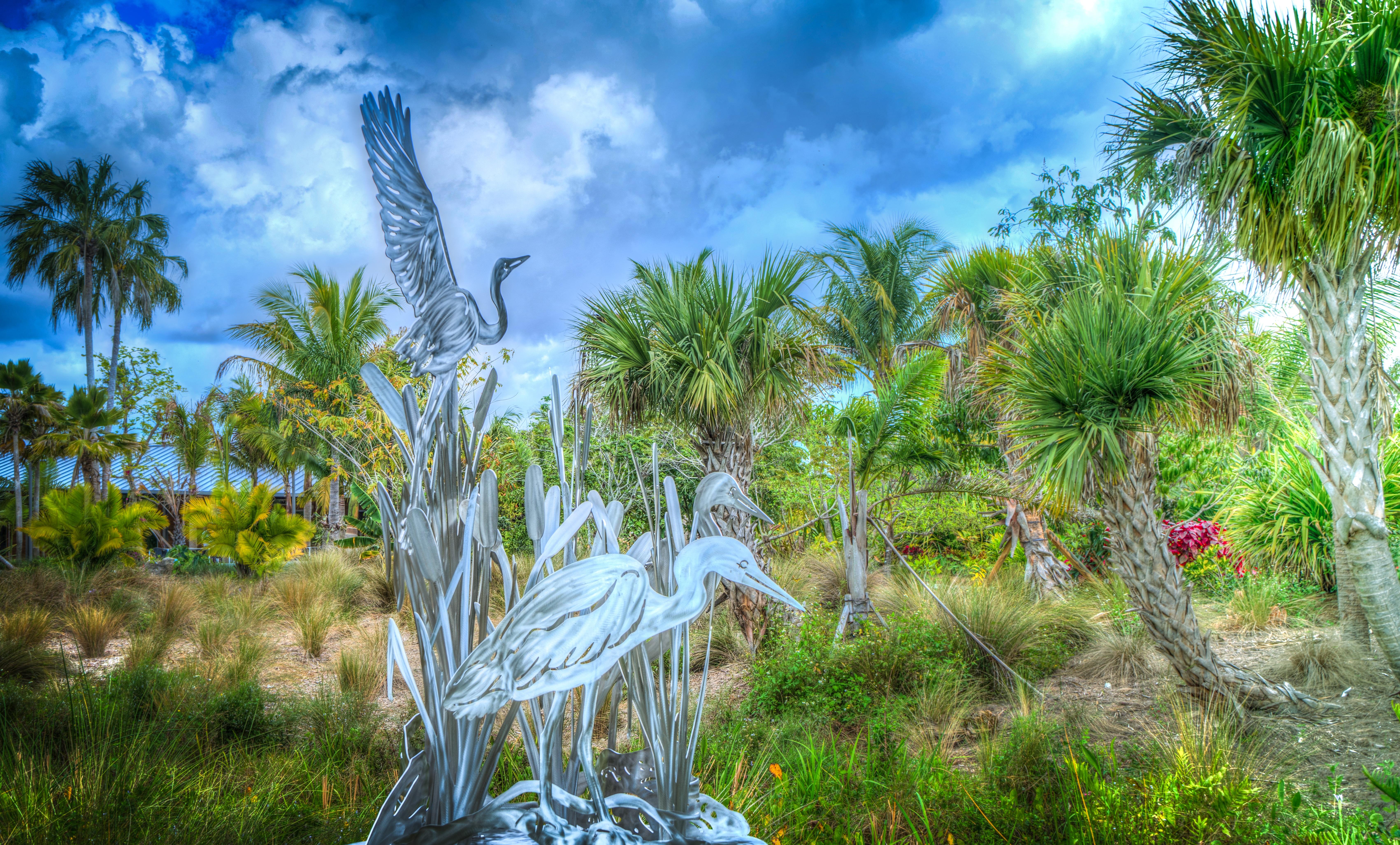 Images gratuites arbre herbe plante fleur statue for Plante jungle
