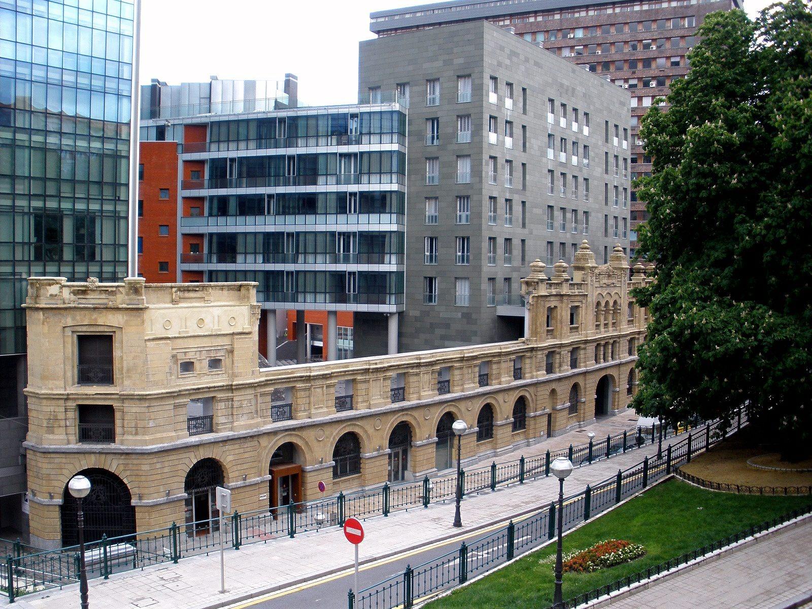 Недвижимость в бильбао испания
