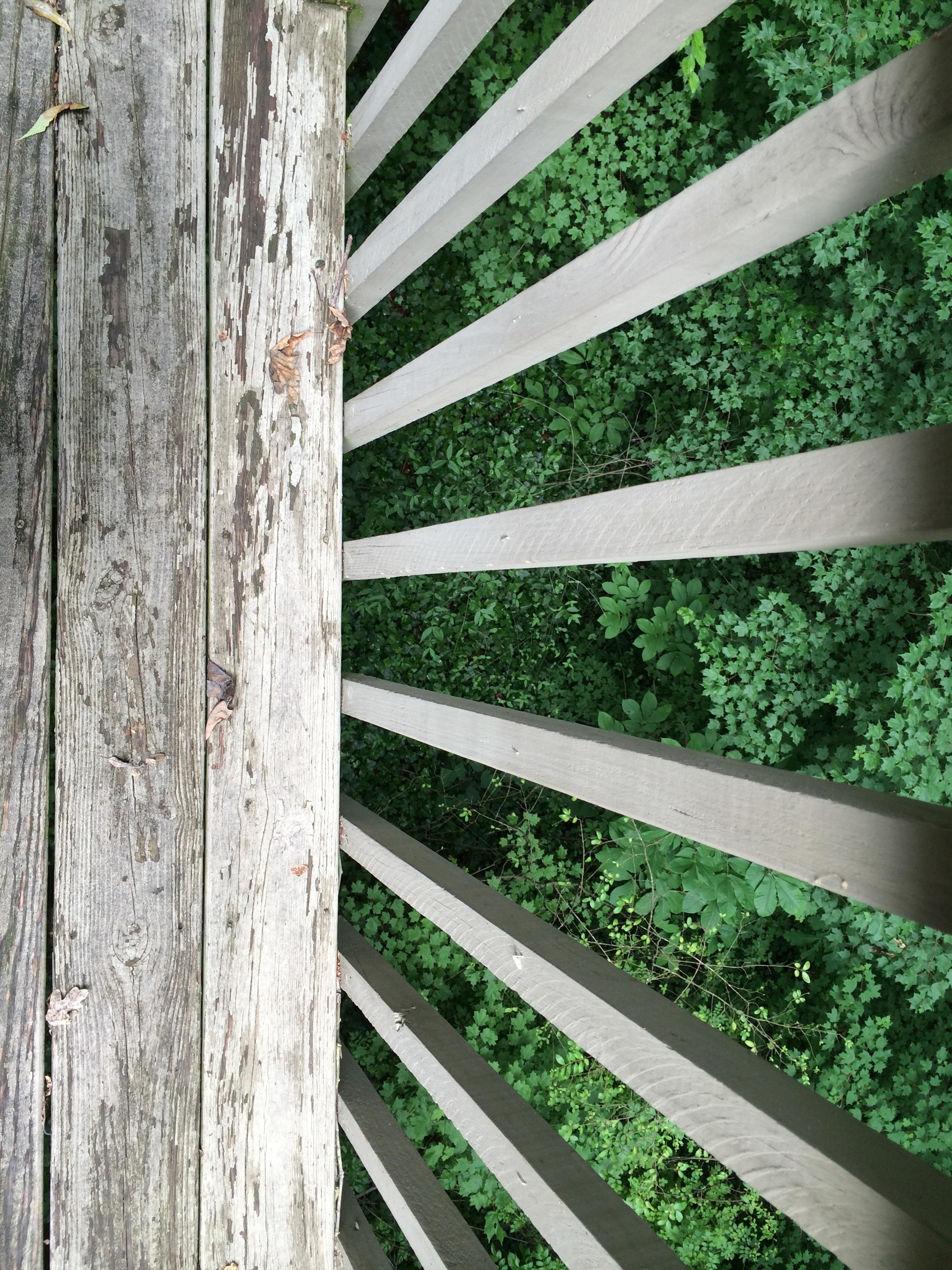 Barandilla de madera exterior lisas e imitacin madera - Barandillas madera exterior ...