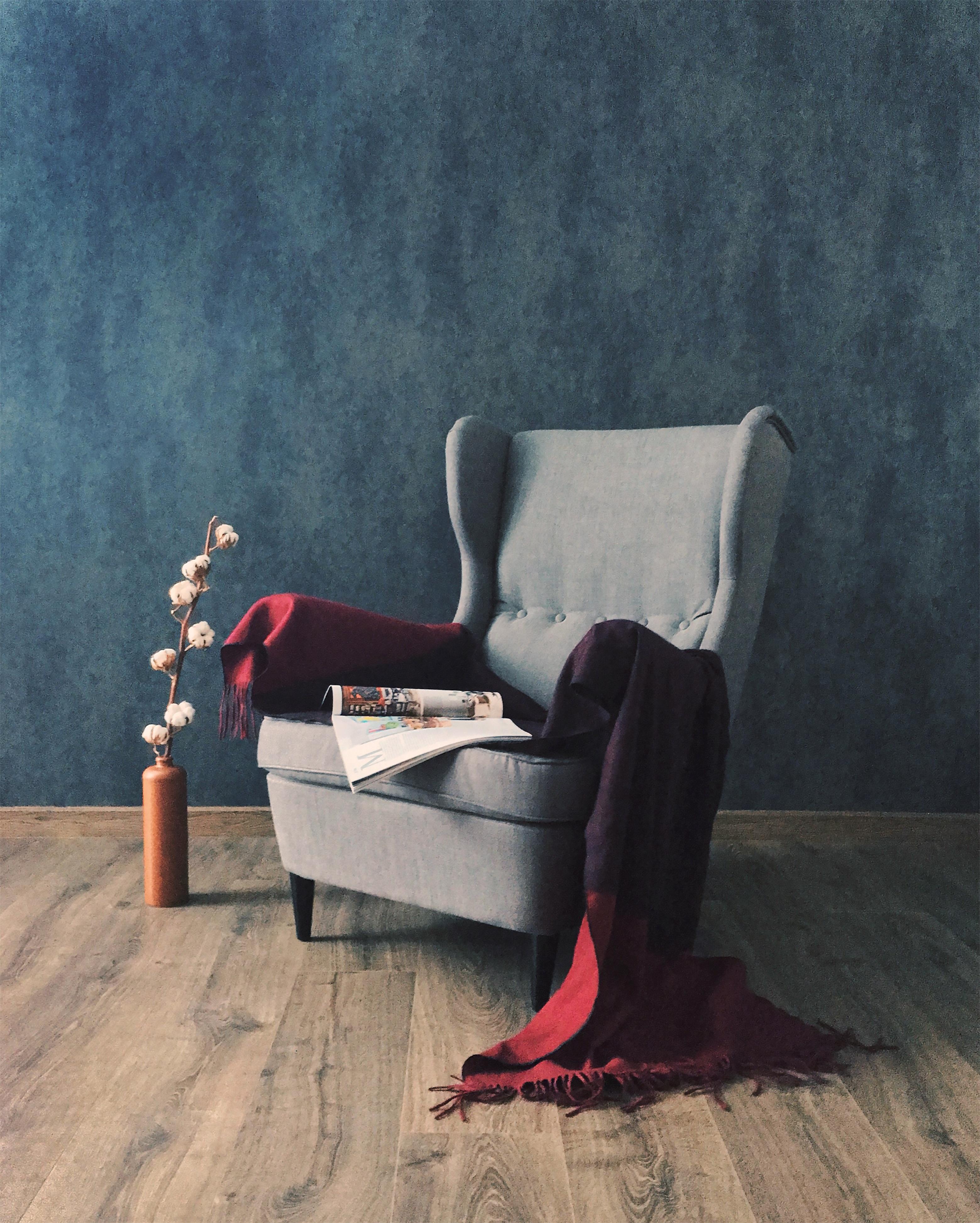 Fotoğraf Ağaç Ev Sandalye Zemin Iç Duvar Rustik Kırmızı