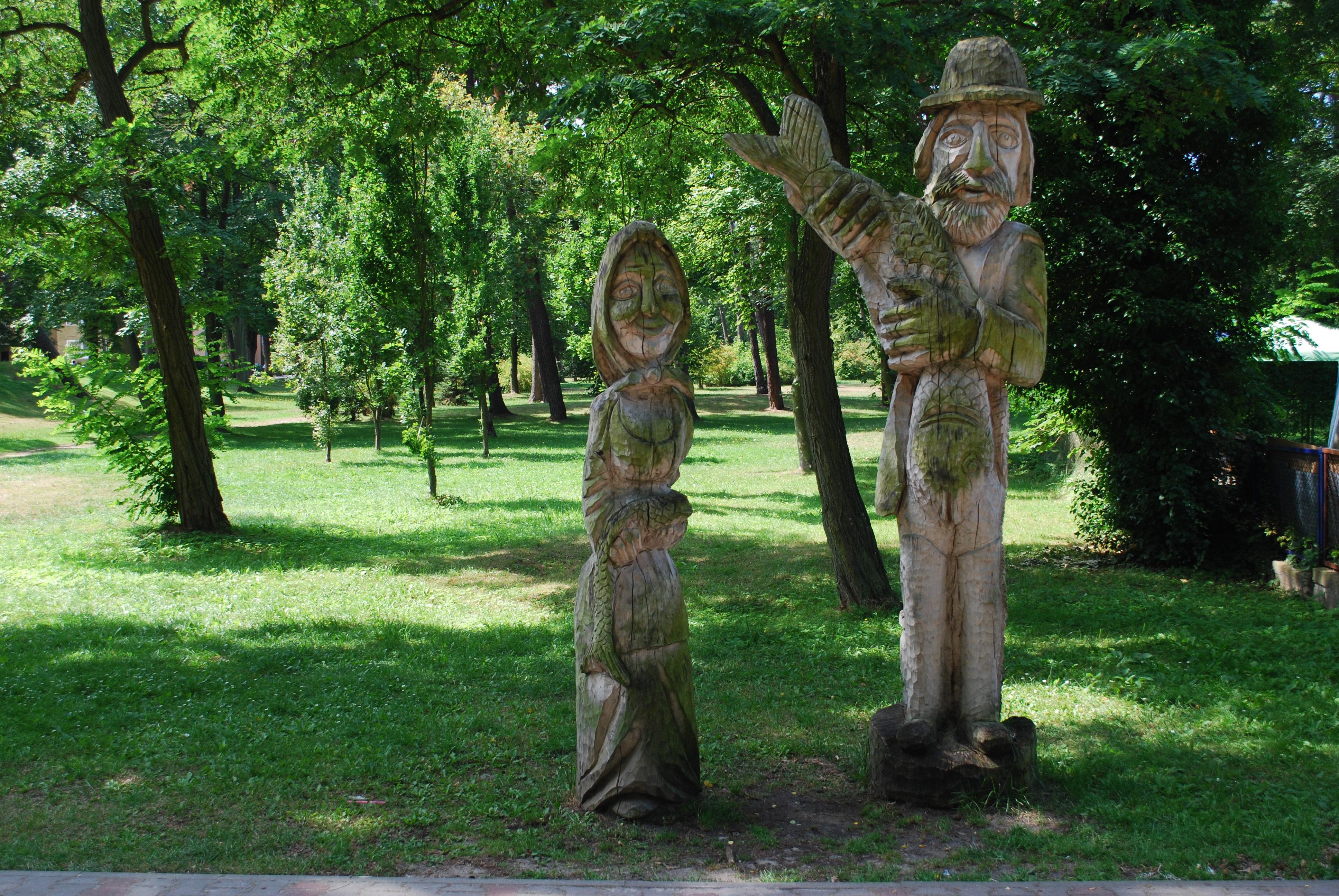 Free images : tree monument statue park garden sculpture
