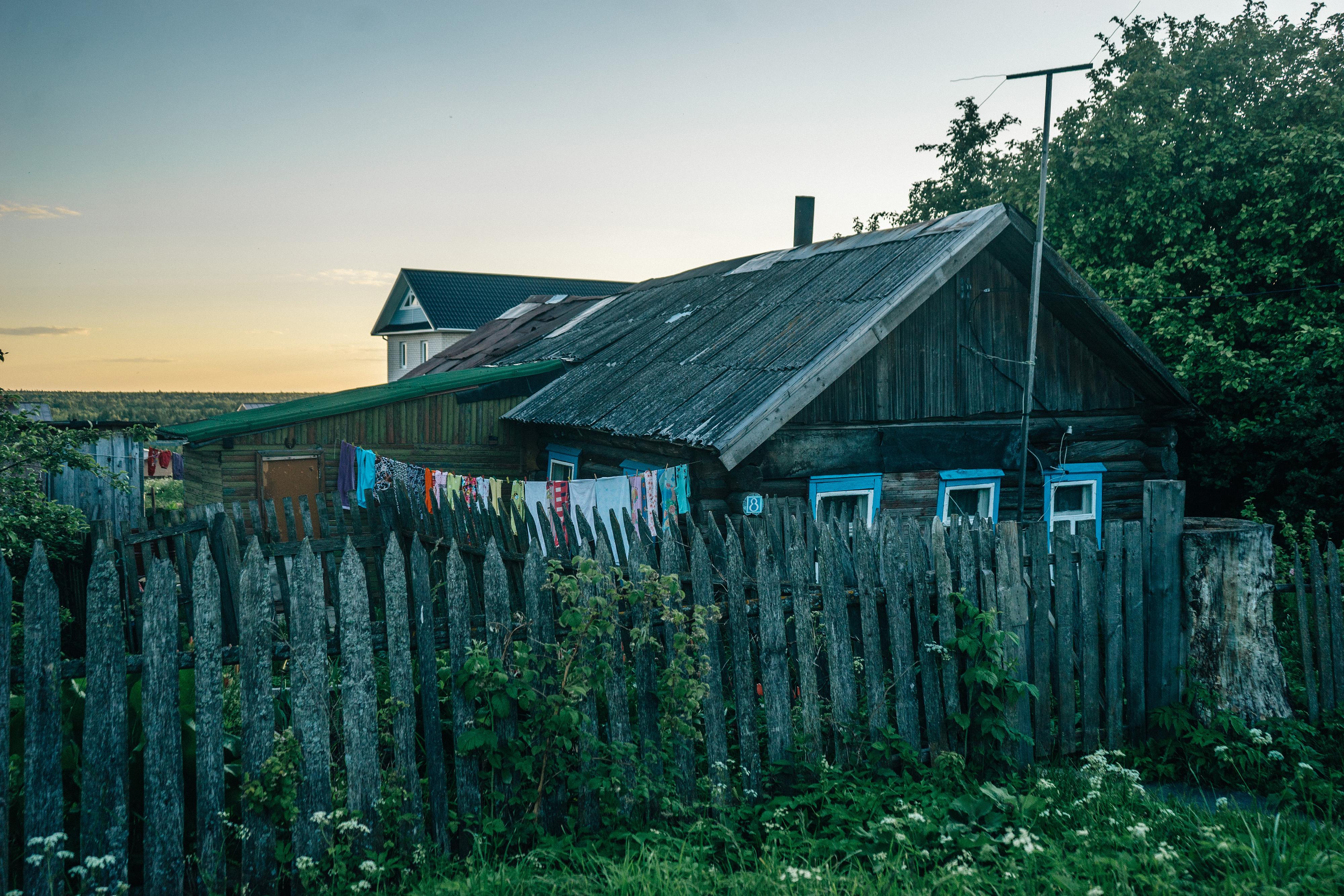 Kostenlose foto : Baum, Natur, Zaun, Bauernhof, Haus, Sonnenlicht ...