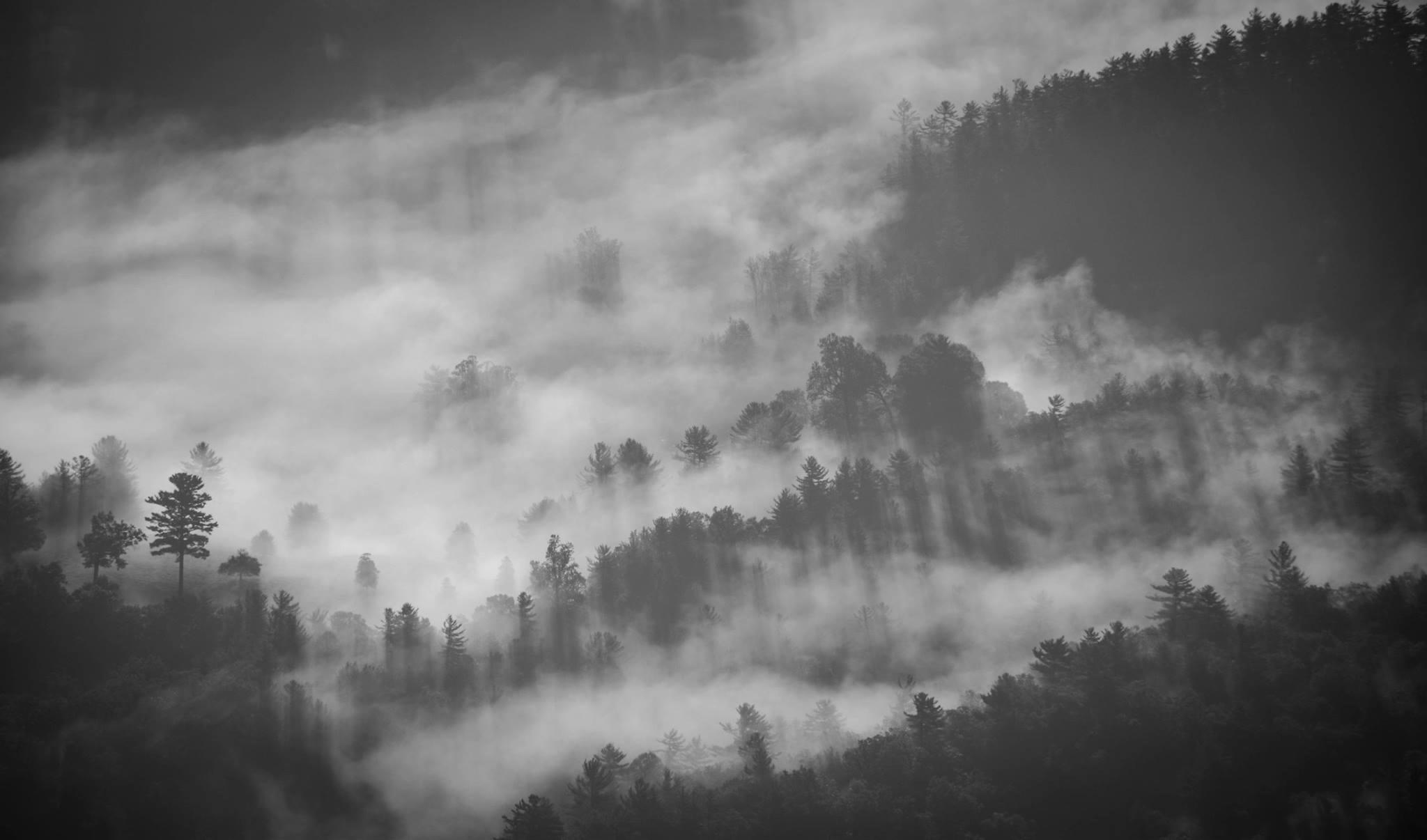 черный туман картинки монтируются любую