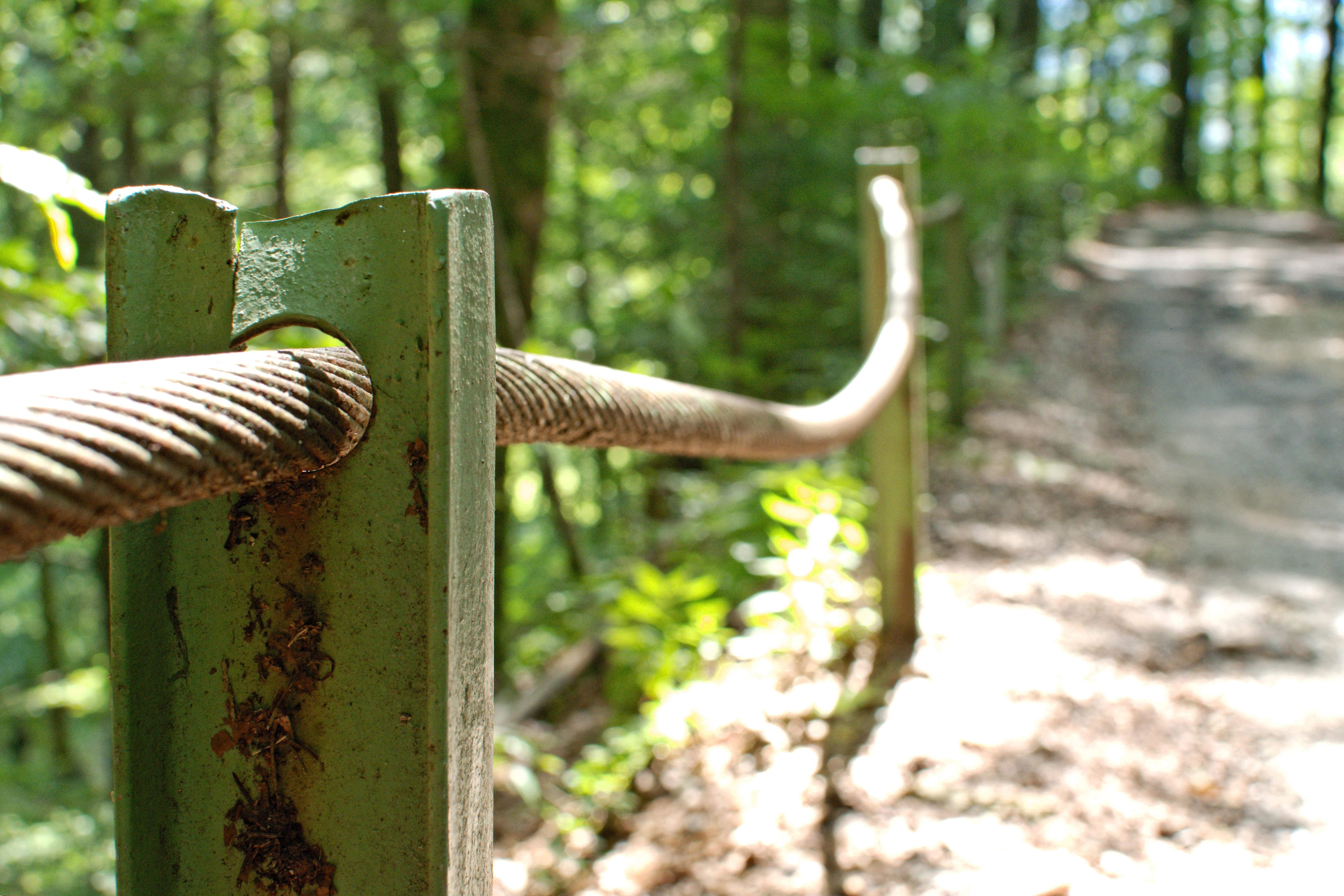 barrière de clôture en bois