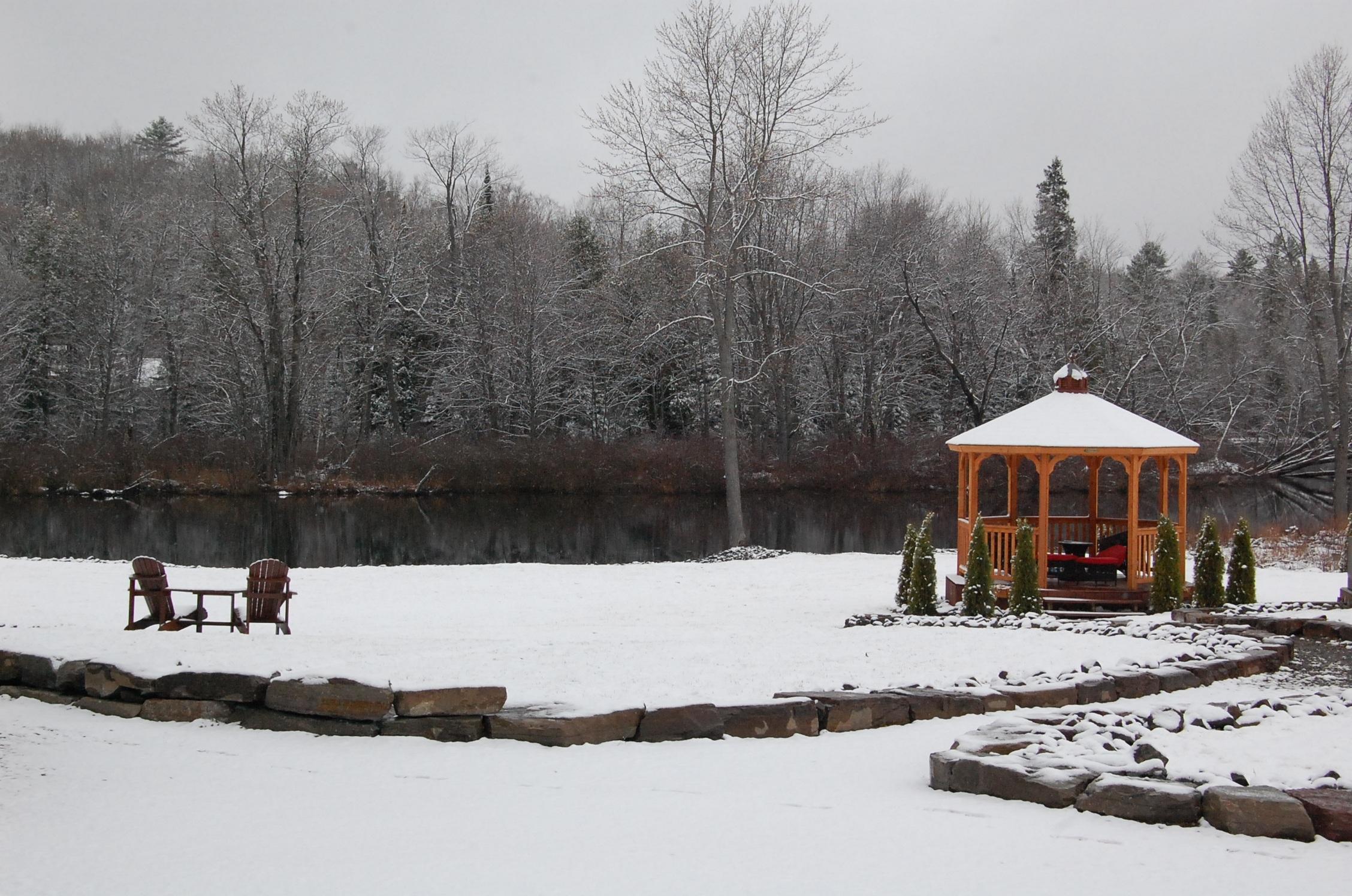 Stuhle im schnee stream