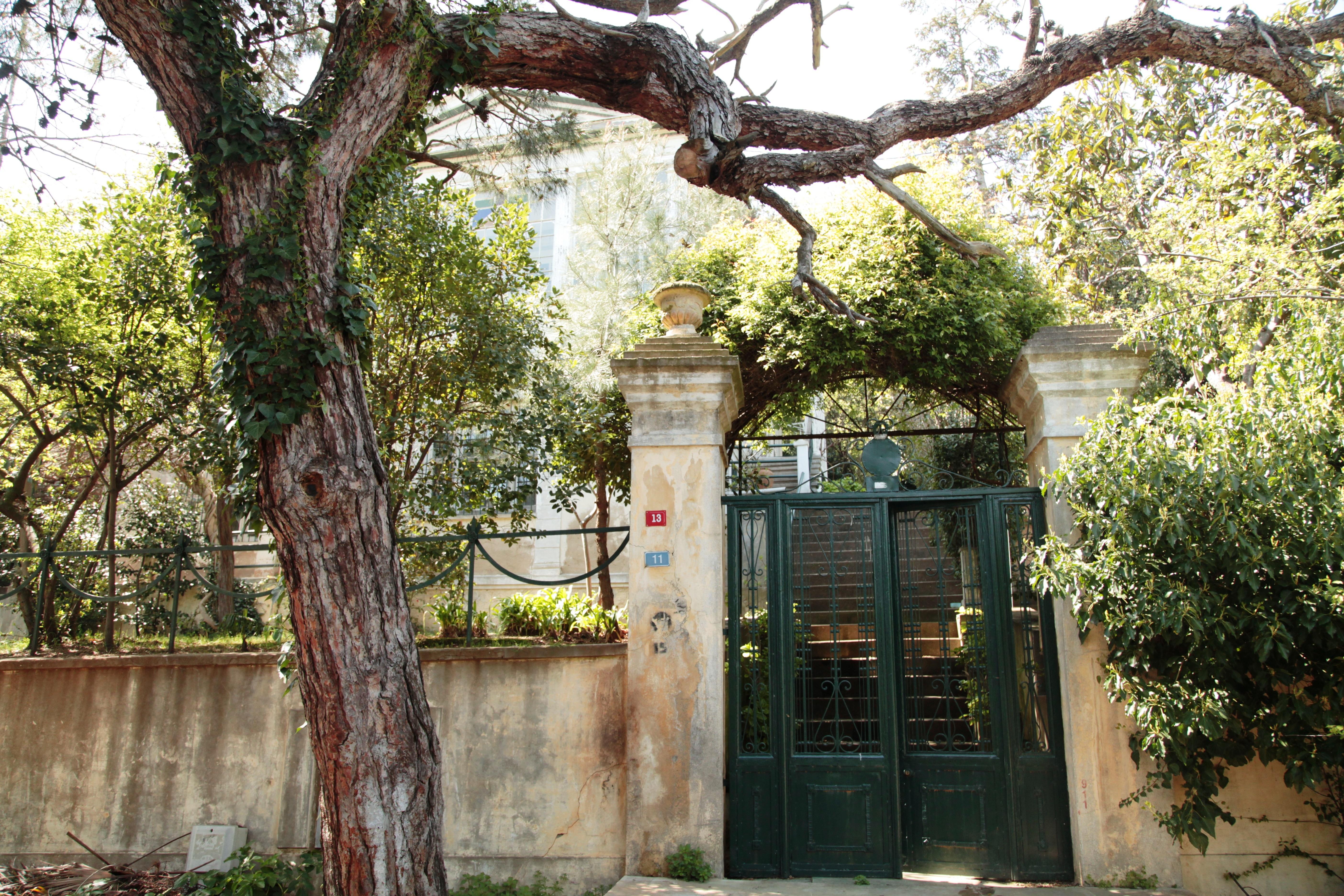 images gratuites arbre la nature plante maison fleur vert chalet propri t jardin. Black Bedroom Furniture Sets. Home Design Ideas