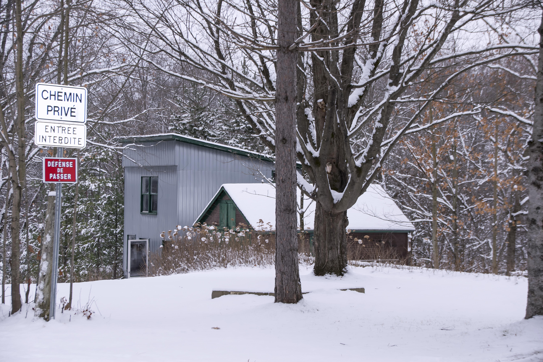 Images Gratuites : arbre, la nature, neige, hiver, maison, Météo ...