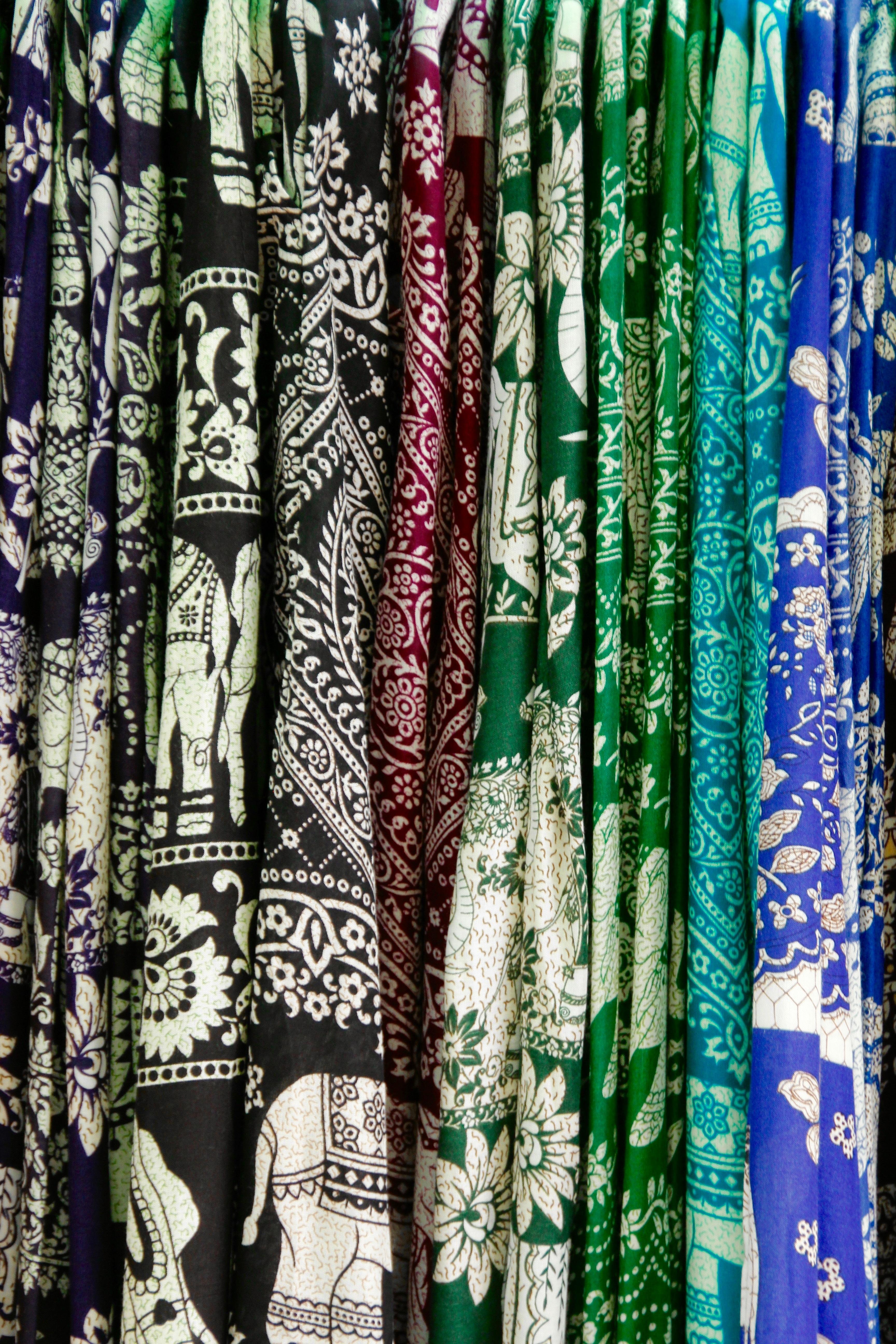 Gratis Afbeeldingen : boom, patroon, de lente, groen, kleur, gordijn ...