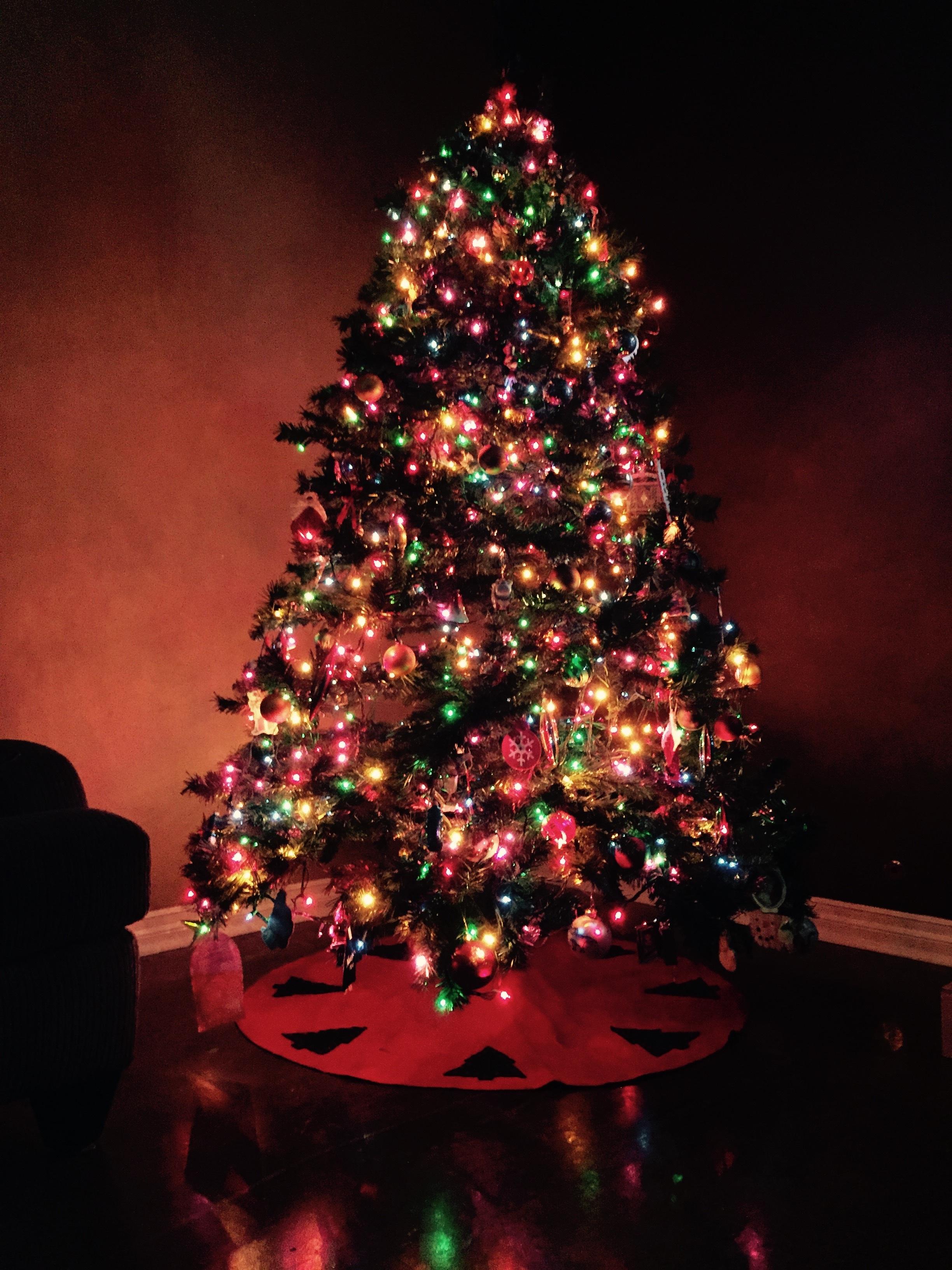 Fotoğraf Ağaç Dekorasyon Tatil Dekor Noel Ağacı Süs Yılbaşı