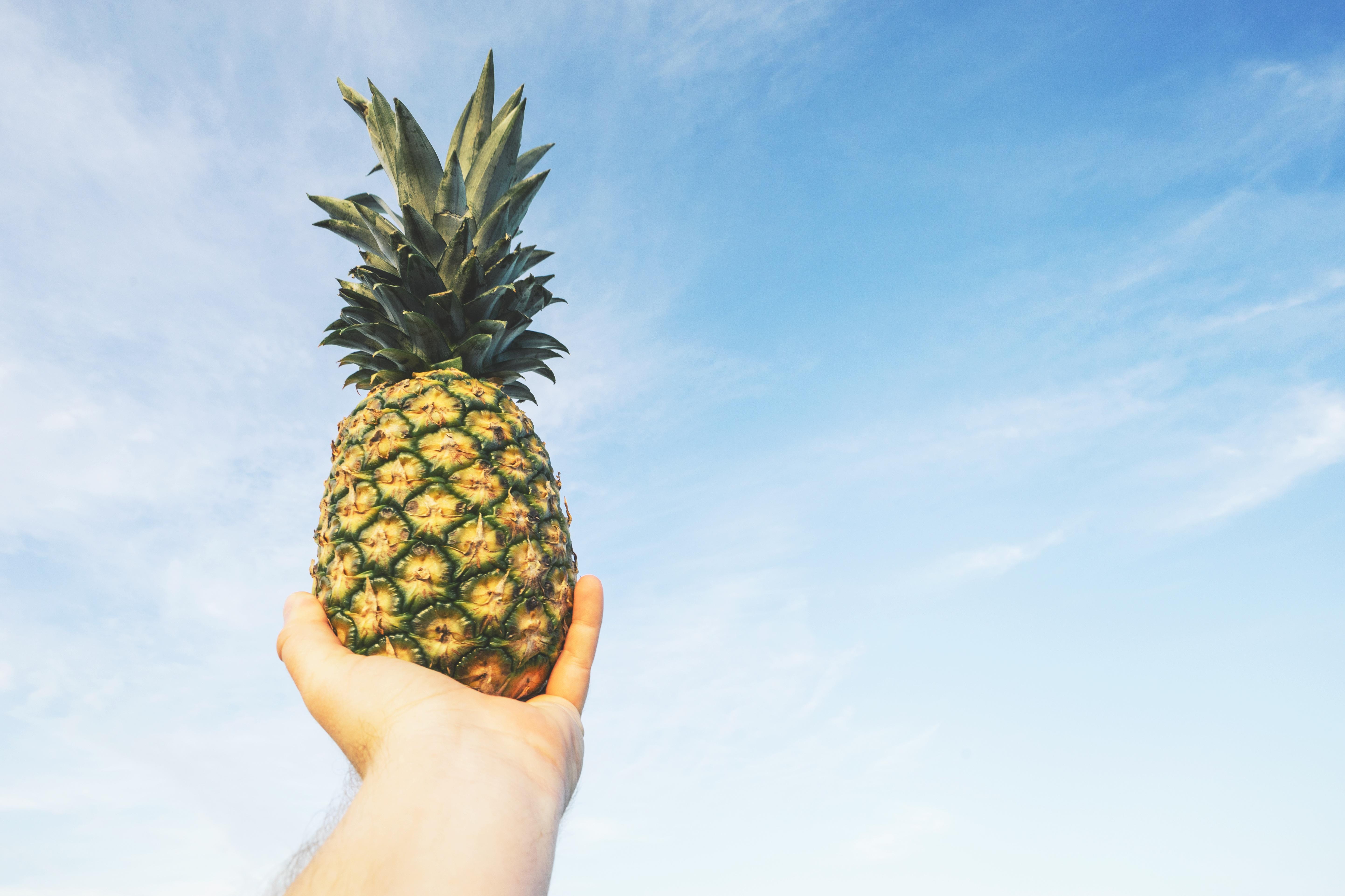 Ananas Puu