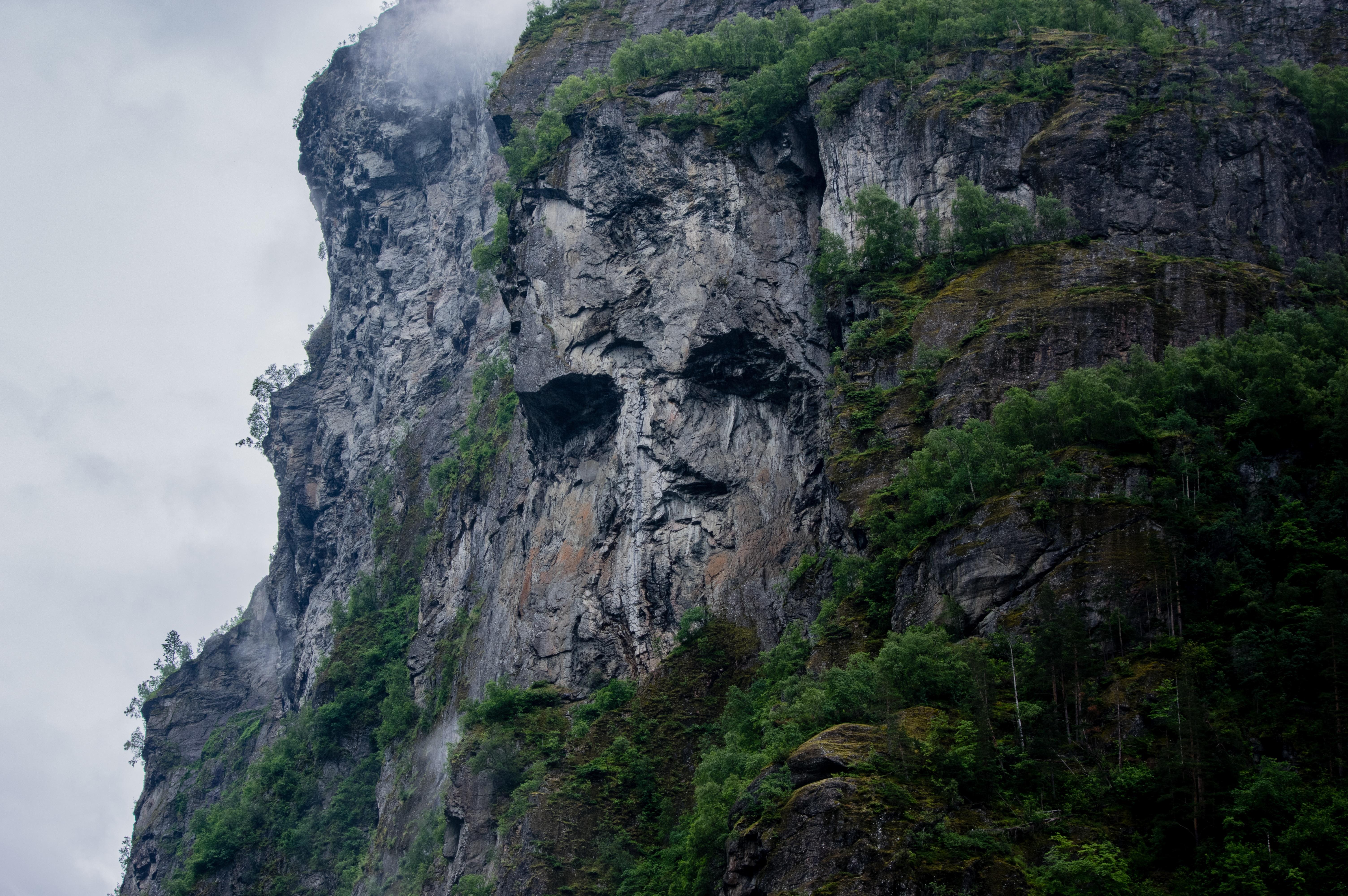 Free Images : tree, waterfall, adventure, mountain range ...