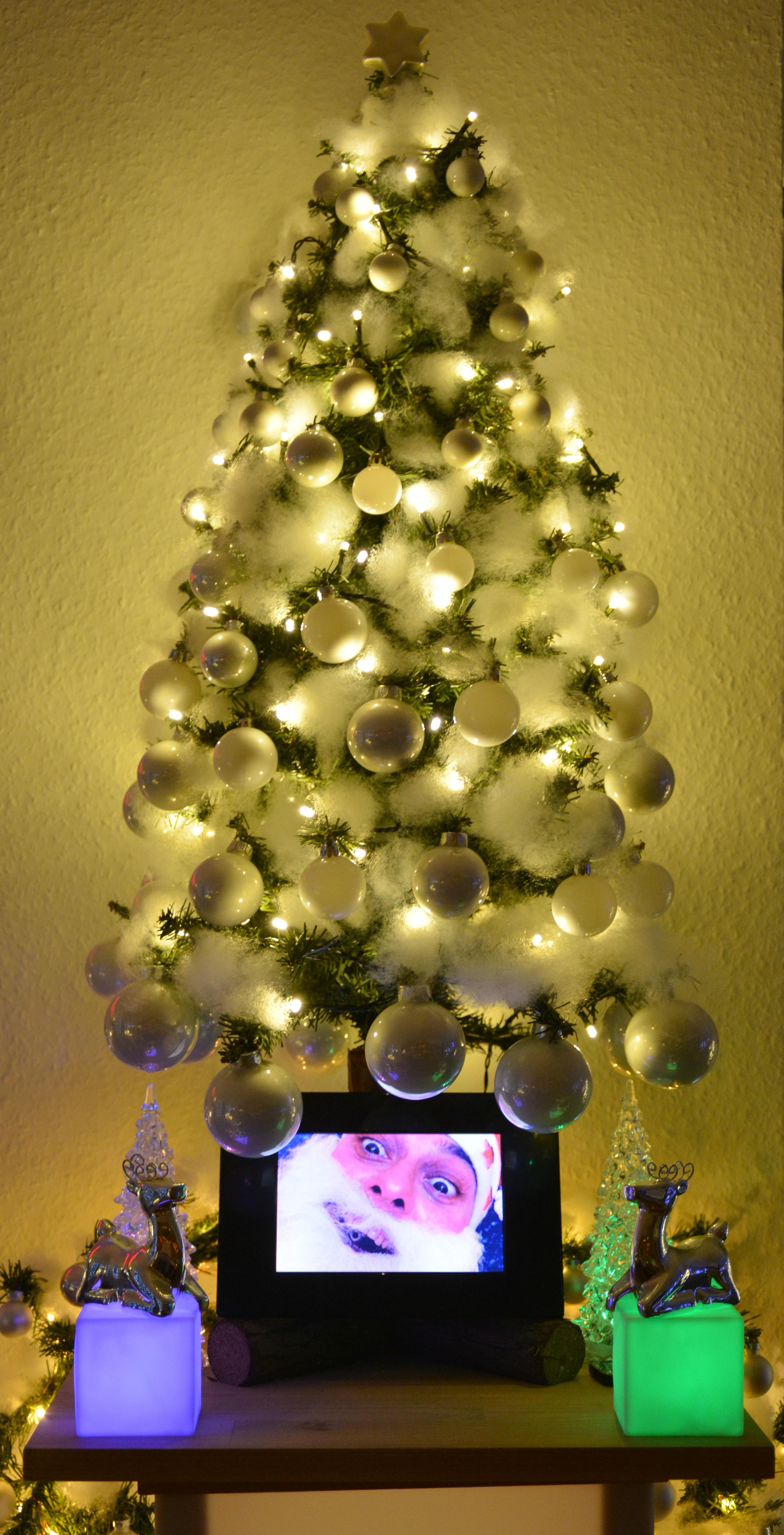 Free Images Snow Flower Atmosphere Lighting Christmas Tree