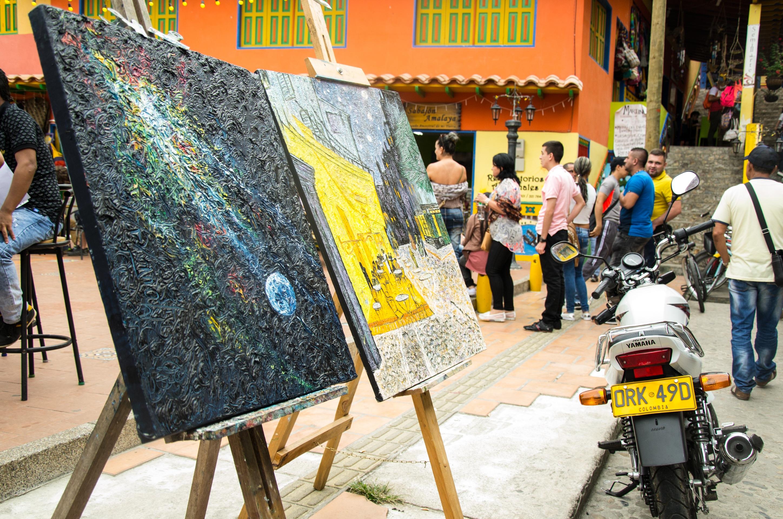 Encantador rociar pintura cuadro de la bicicleta im genes - Pintar marcos de cuadros ...