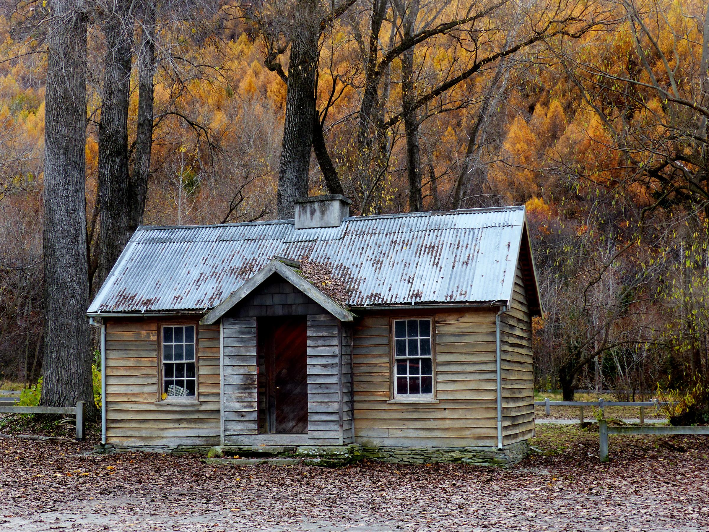 Fotos gratis : árbol, granja, edificio, granero, cobertizo, choza ...