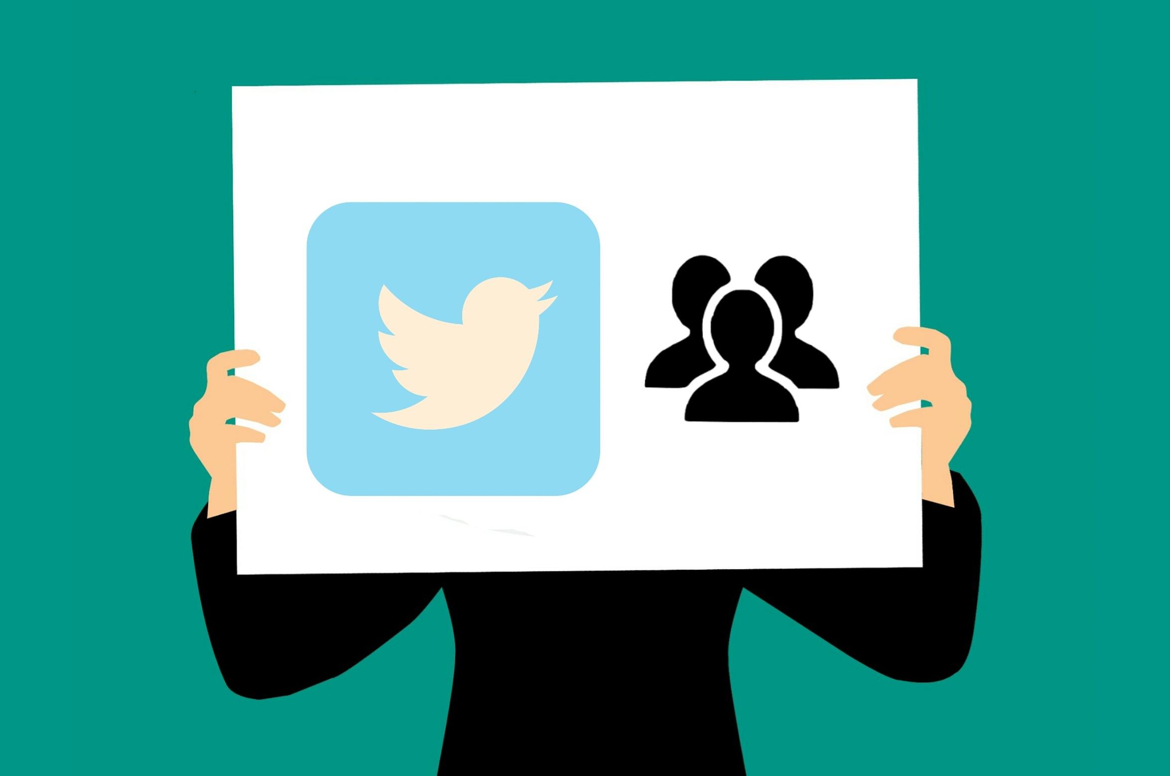 Free Images Twitter Retweet Like Sign Flat Symbol Set Social Media Cartoon Character Idea Freelancer Business Man Blank Poster Board