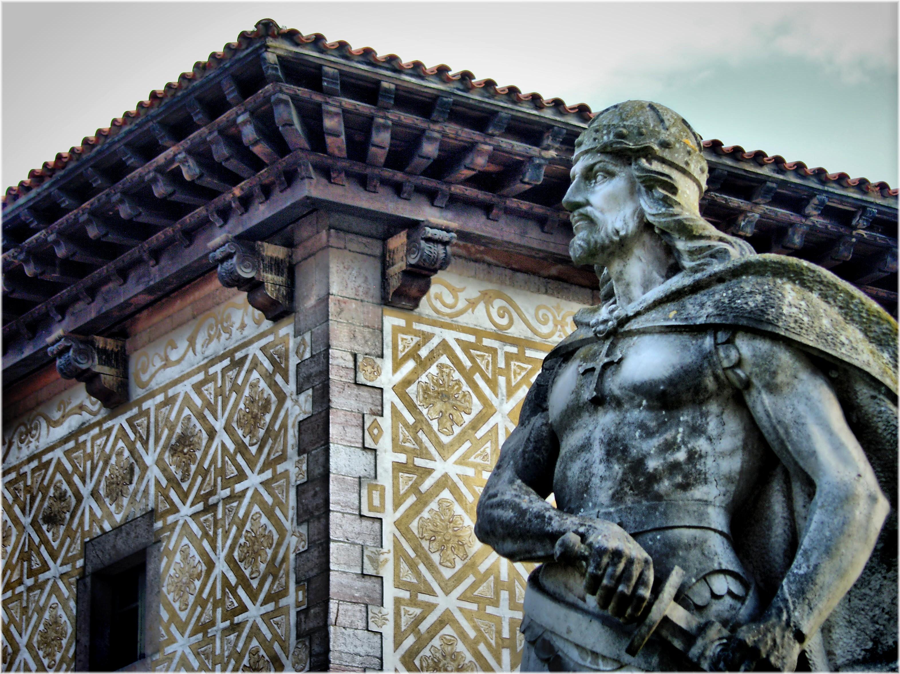 Banco de imagens : urbano, monumento, Europa, estátua, Marco ...