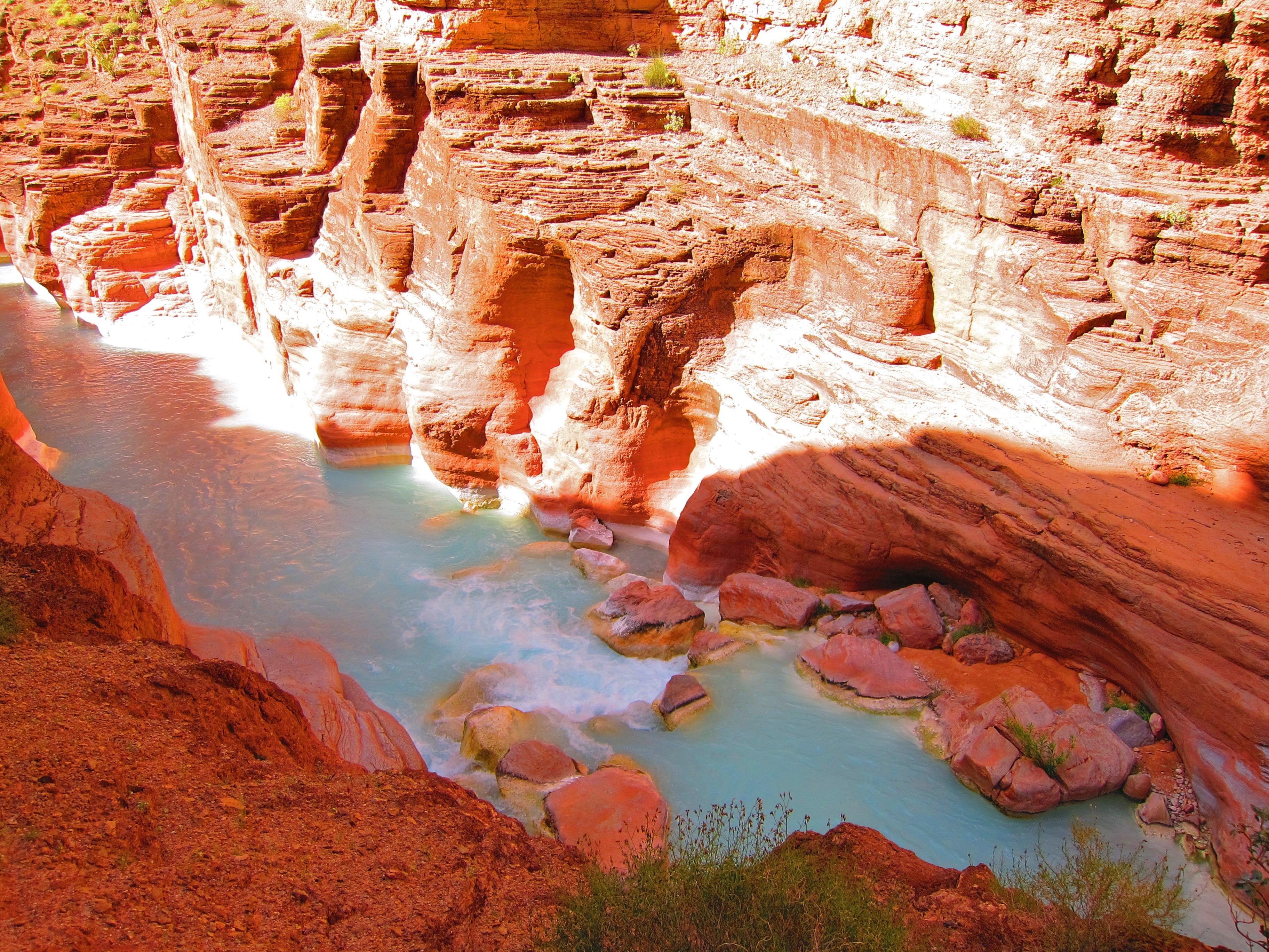 сих картинки про каньон время