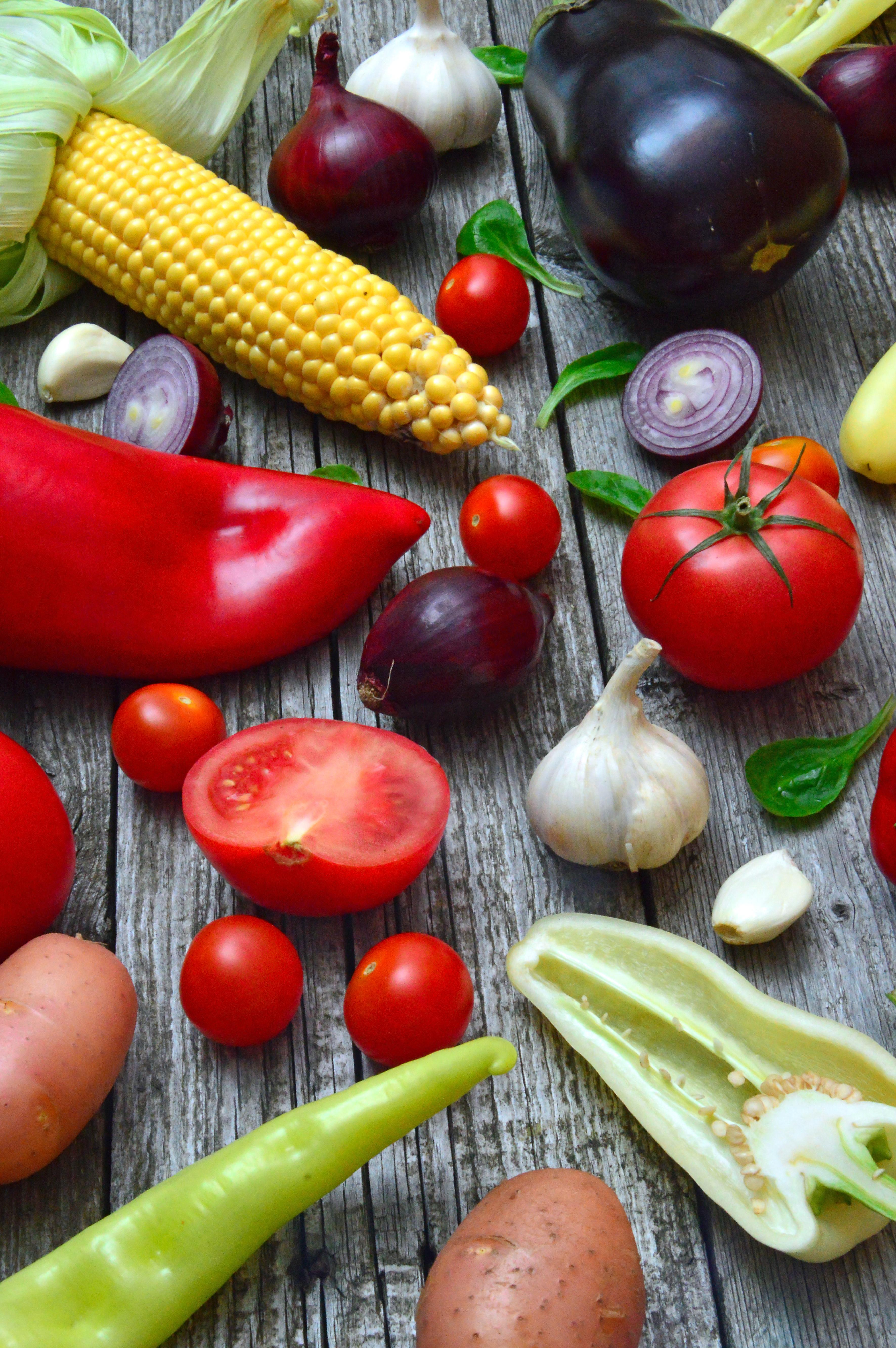Free Images Vegetables Colorful Vegetable Background