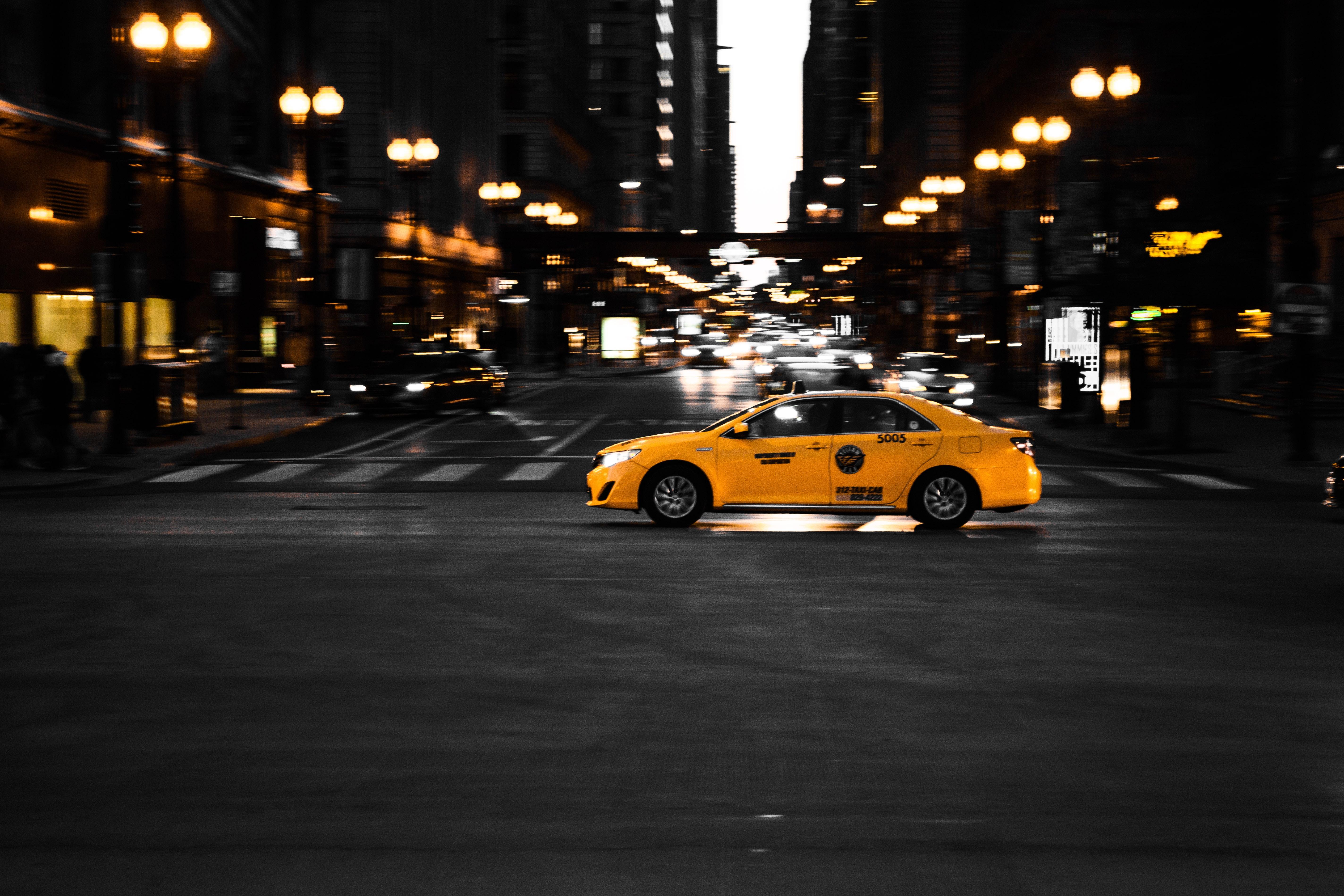 дома фото ночного такси готовую