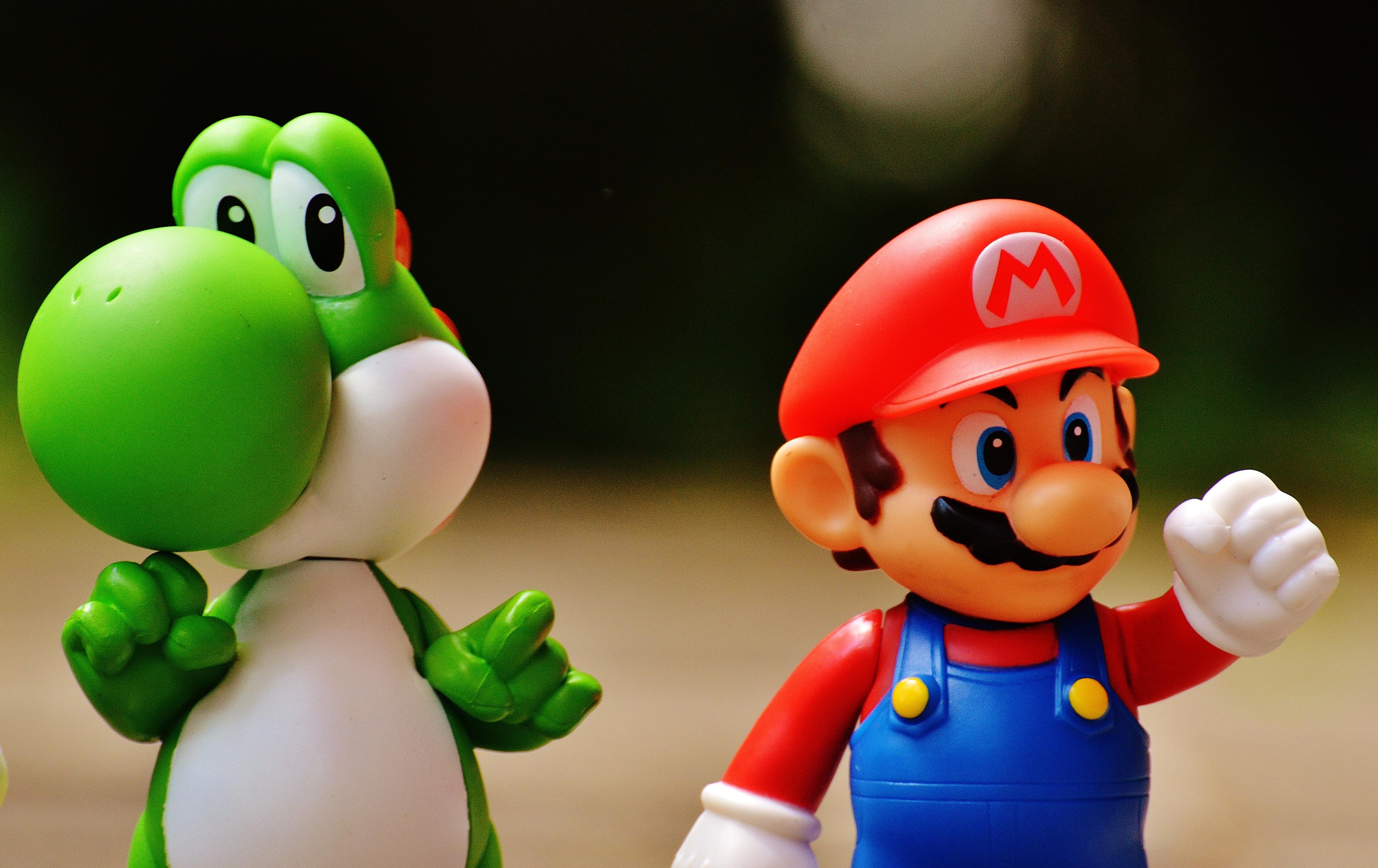 Nieuw Gratis Afbeeldingen : Videospel, spelen, retro, schattig, groen AO-61