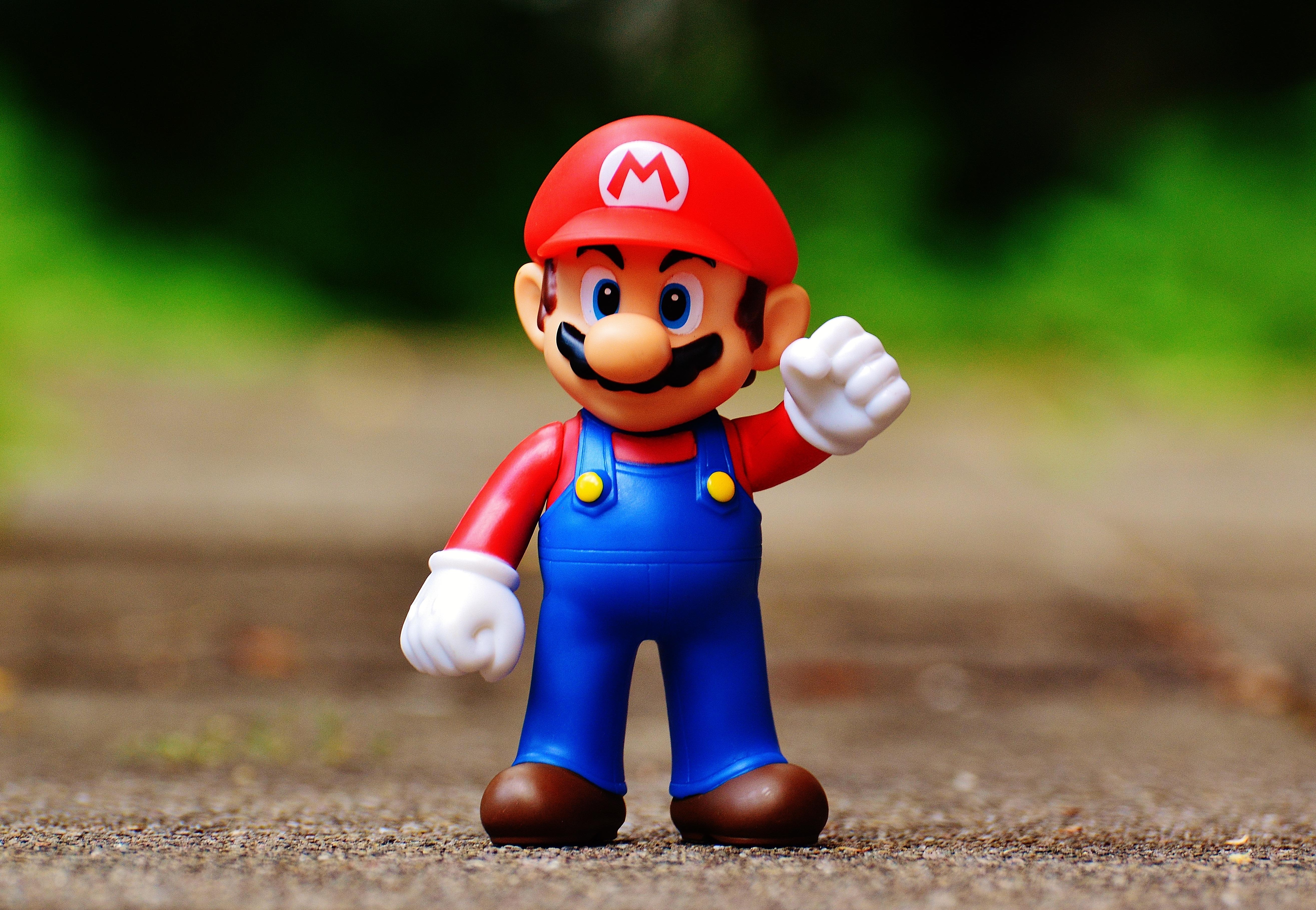 Gambar Video Game Bermain Retro Merah Anak Mainan Ara Video