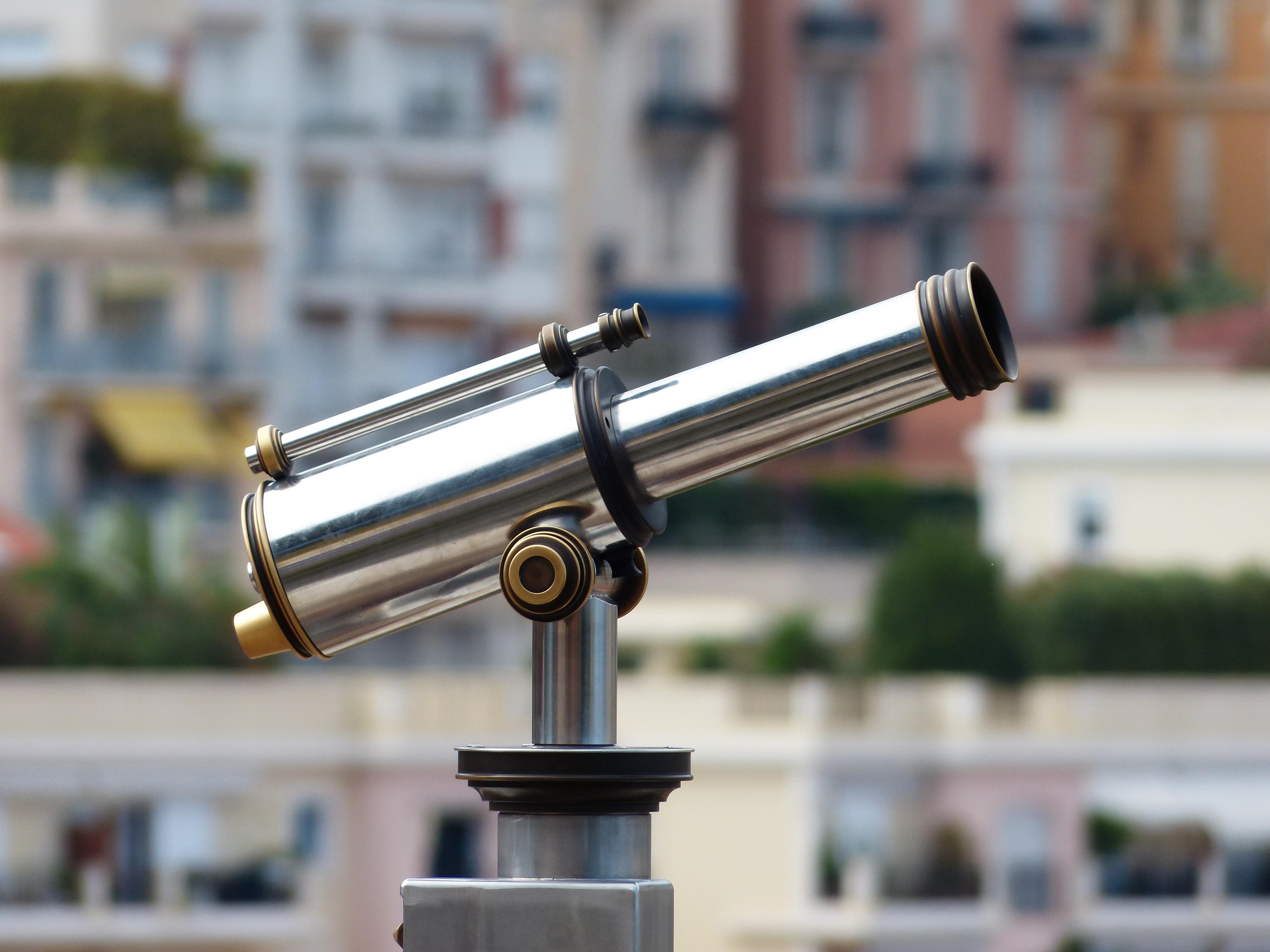Fotoğraf görünüm teleskop mesafe aydınlatma optik vizyon