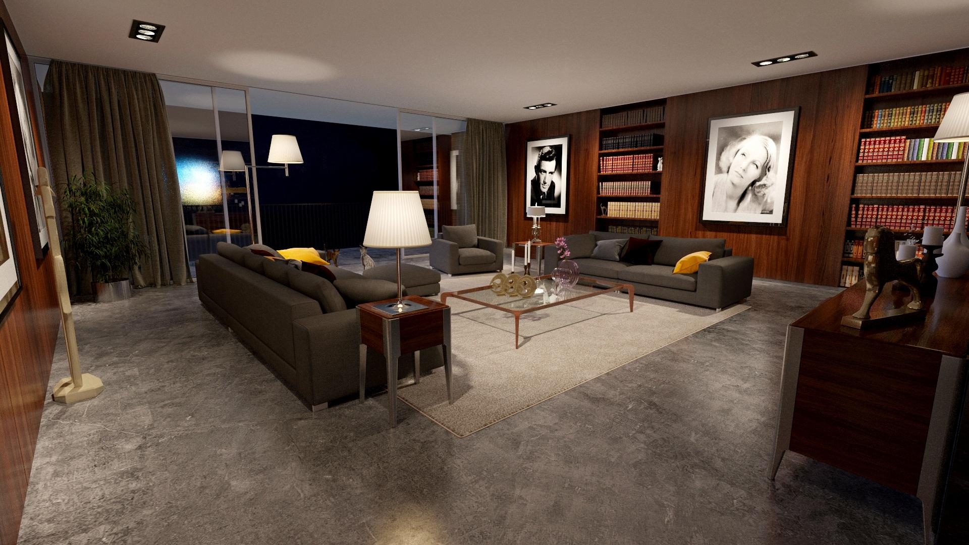 Gratis Afbeeldingen : villa, verdieping, huis-, eigendom, woonkamer ...