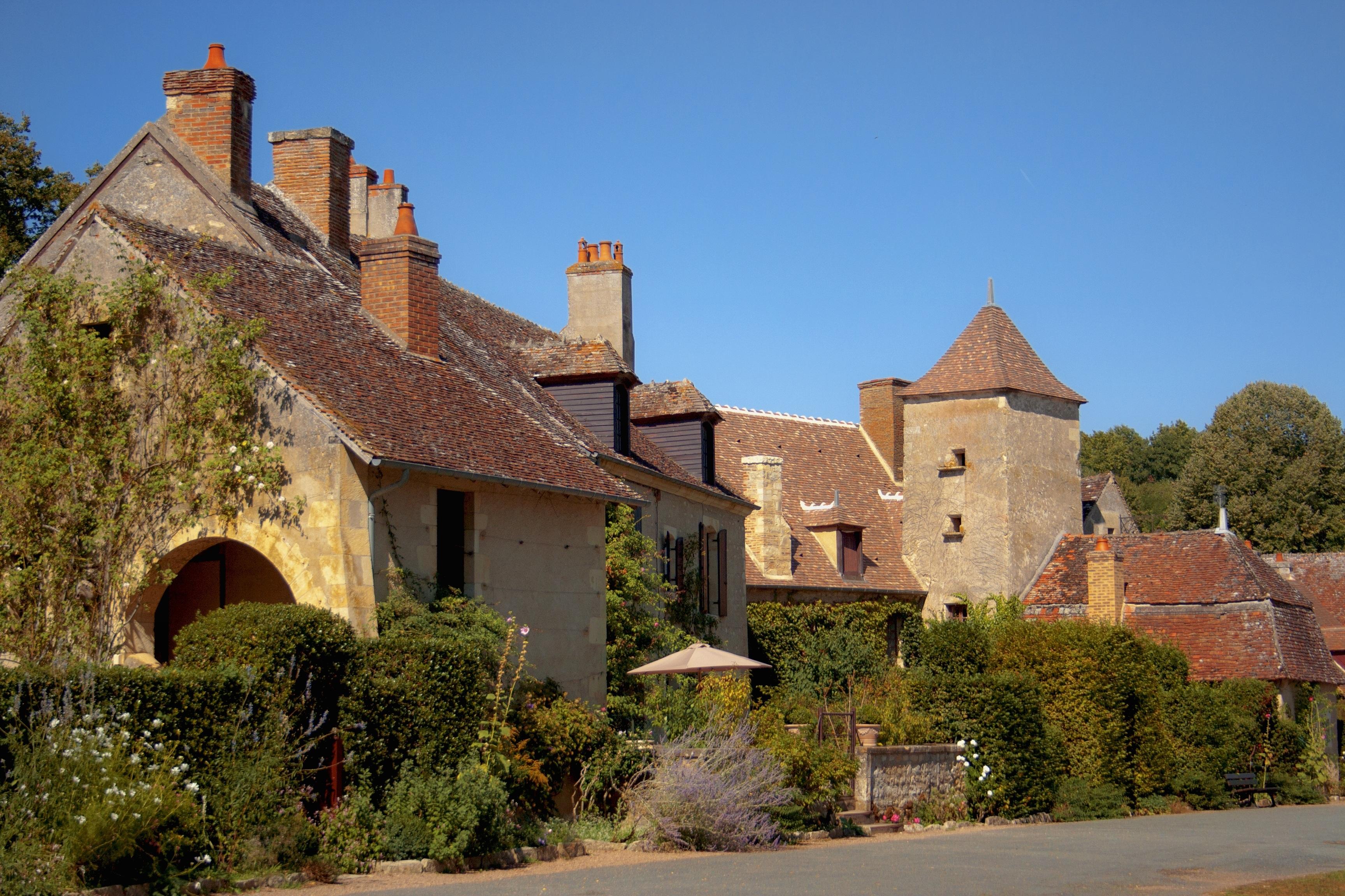 Free Images villa house chateau france cottage castle