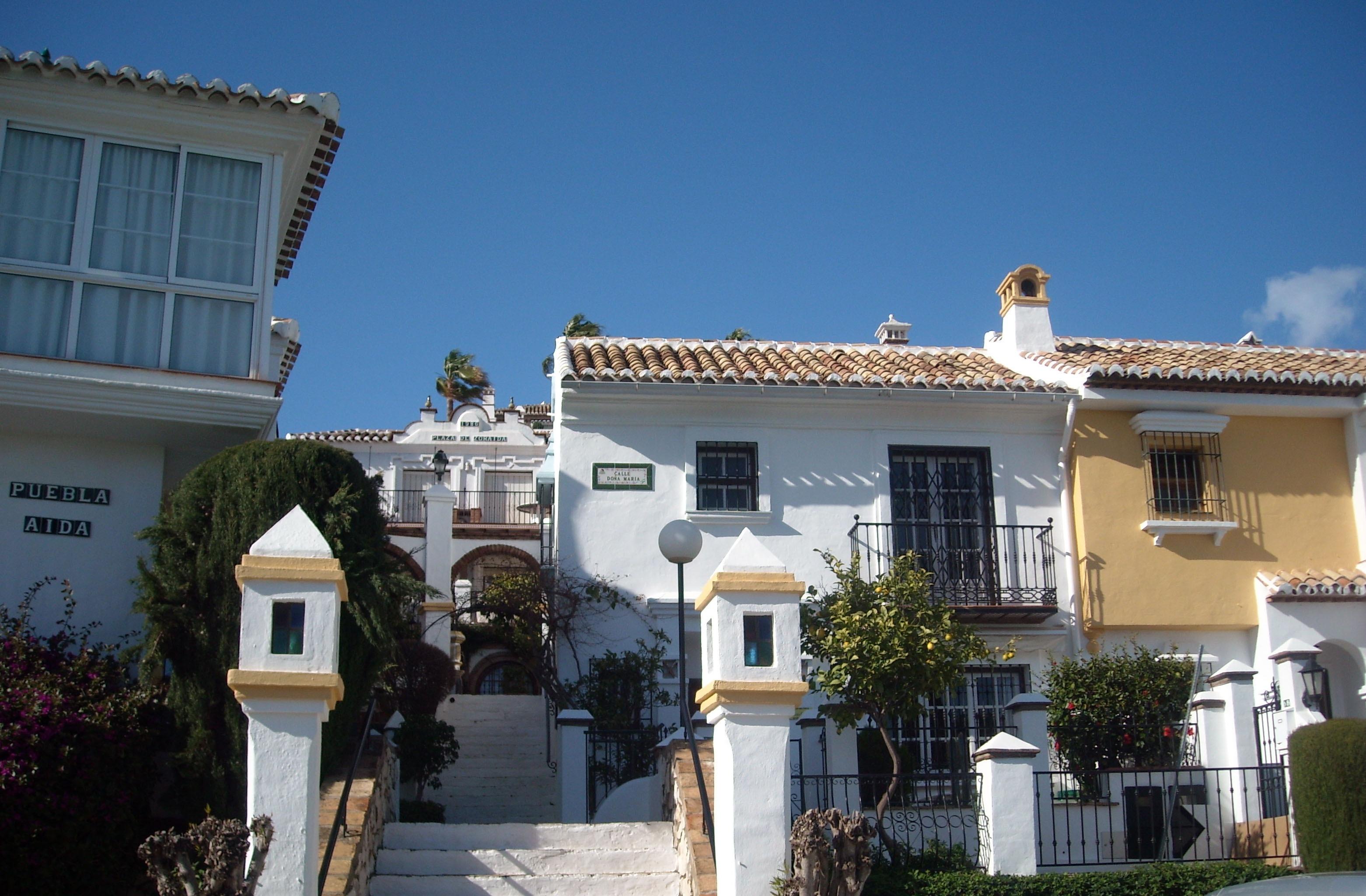 Fotos gratis villa palacio casa edificio vacaciones - Bienes raices espana ...