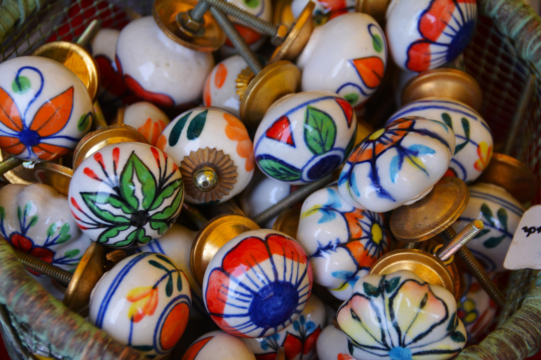 couleur ancien color perle jouet scurit matriel manipuler ornement art orn bouton dcoratif style traditionnel poigne de porte
