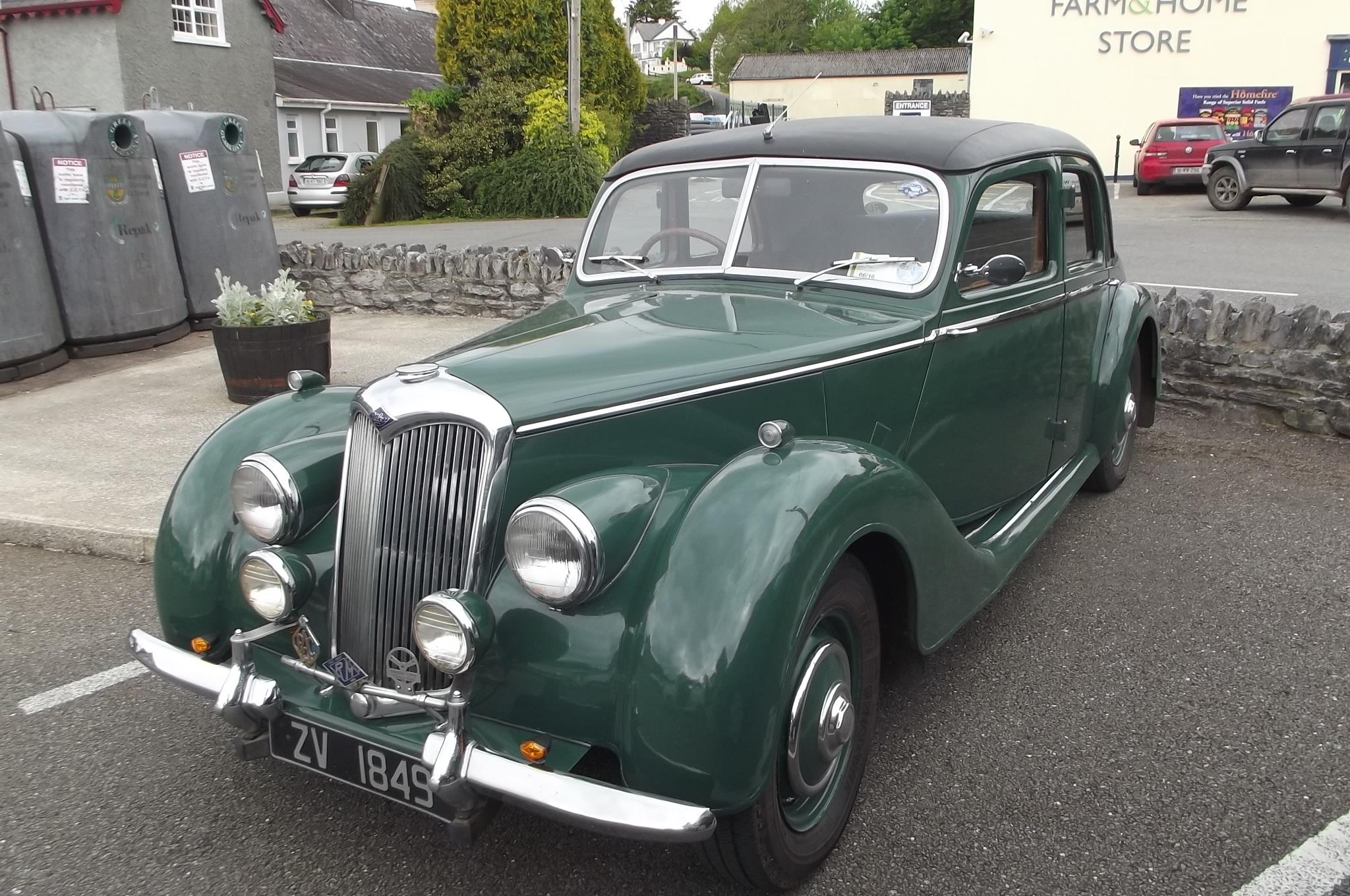 Famous Images Gratuites : voiture ancienne, voiture verte, Voiture verte  QV07