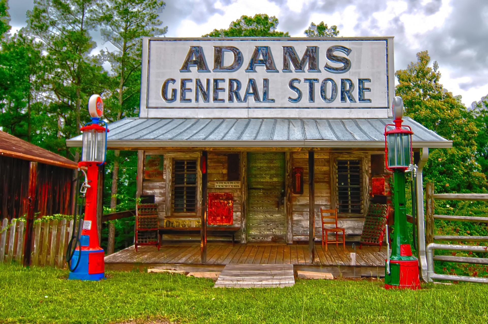 Free Images : vintage, desert, old, sign, park, station, junk, pump ...