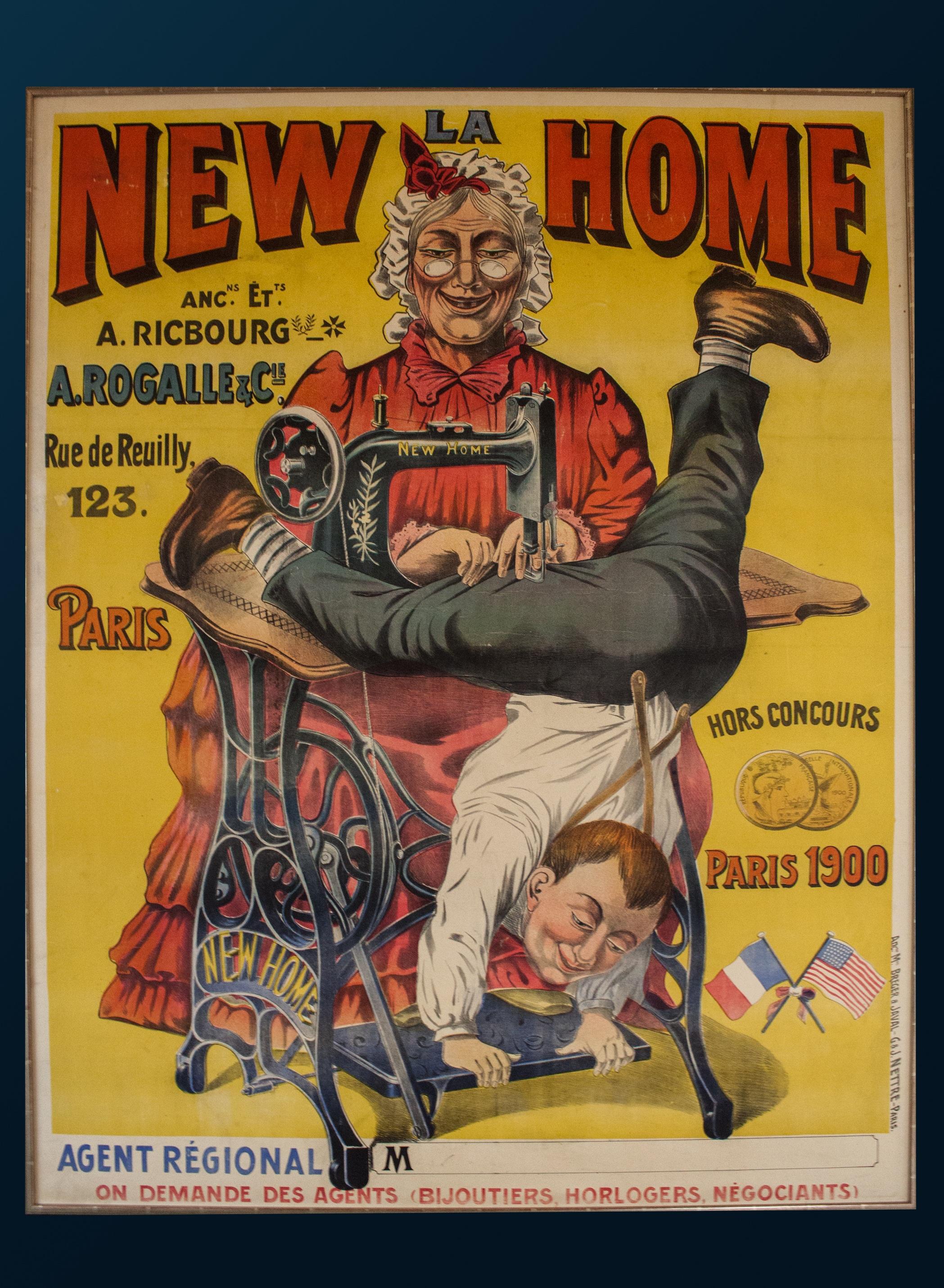Gambar Vintage Tua Iklan Warna Warni Fiksi Iklan Poster
