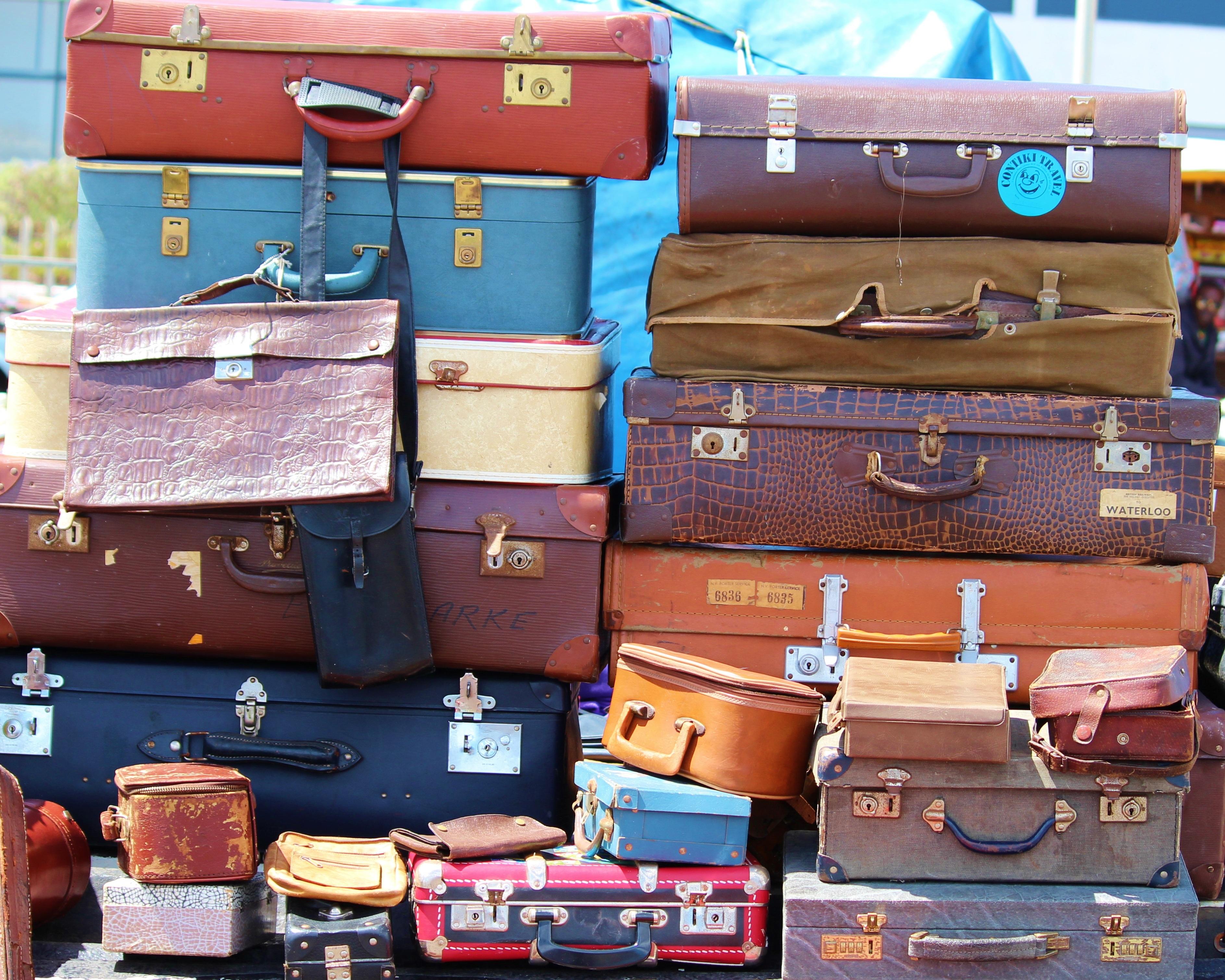 багаж чемодан картинки пожелания