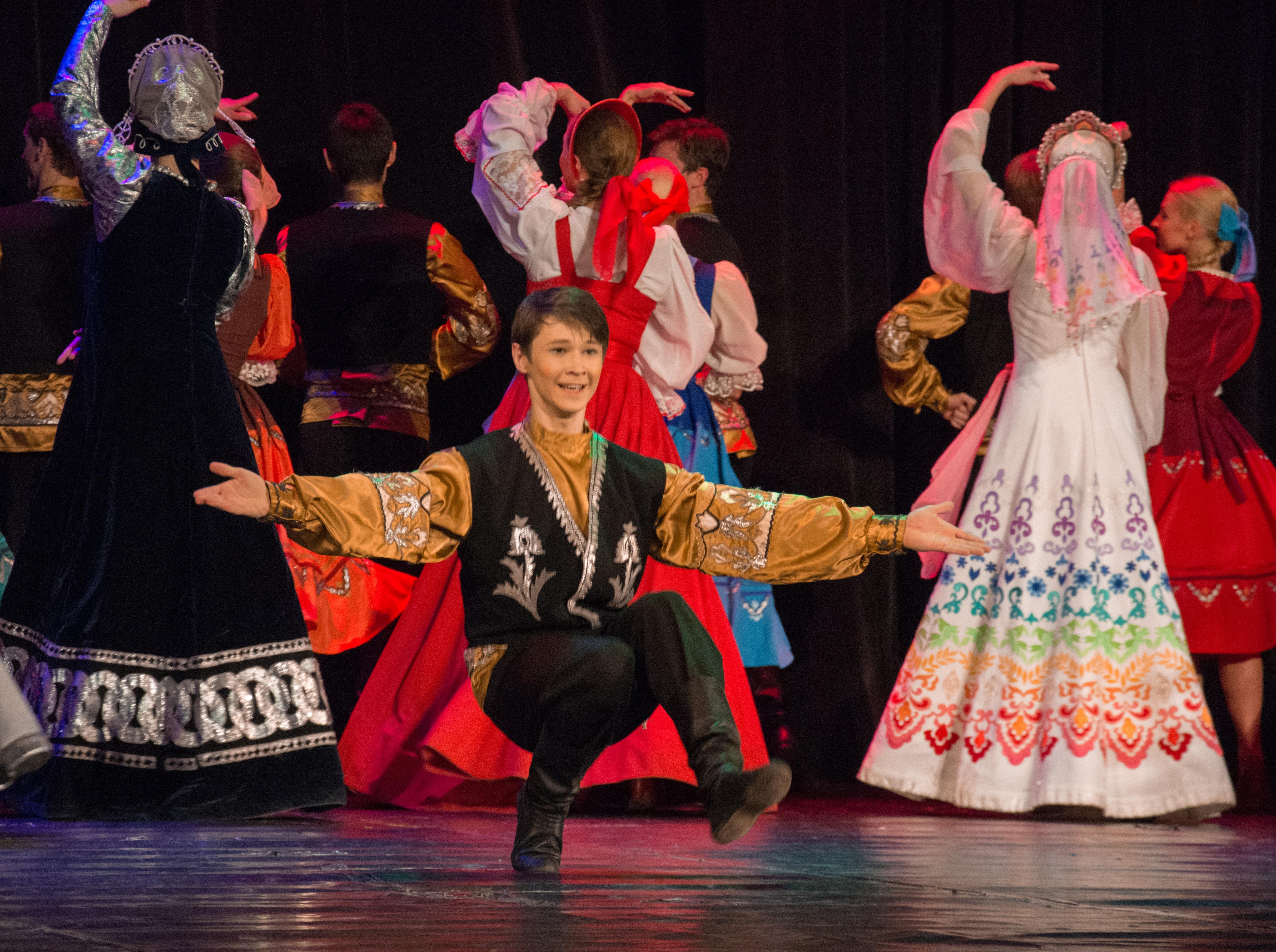 Сексуальный танец русский