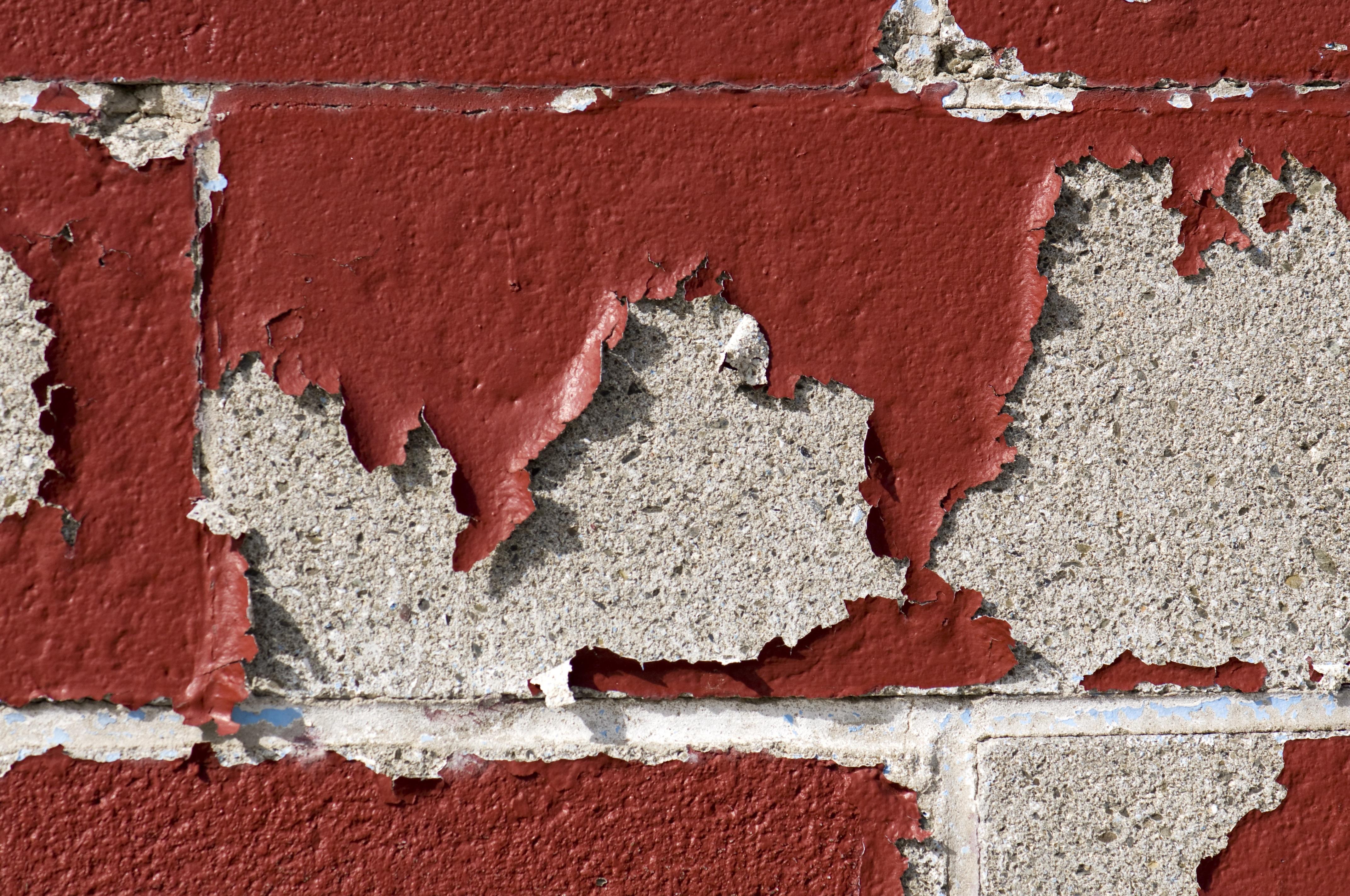 Images Gratuites Cru Rétro Texture Vieux Mur Rouge