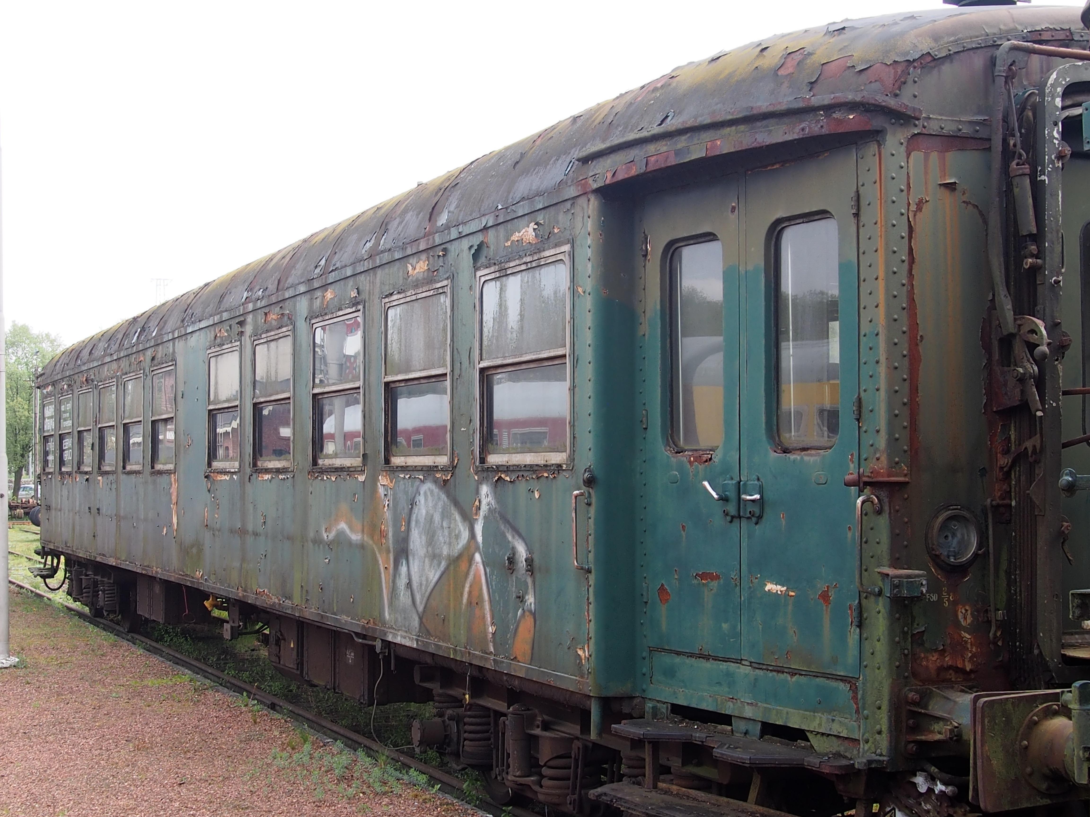 Fotograf Yuk Vagonu Tren Nakliye Trenler Komur Ayrilmak