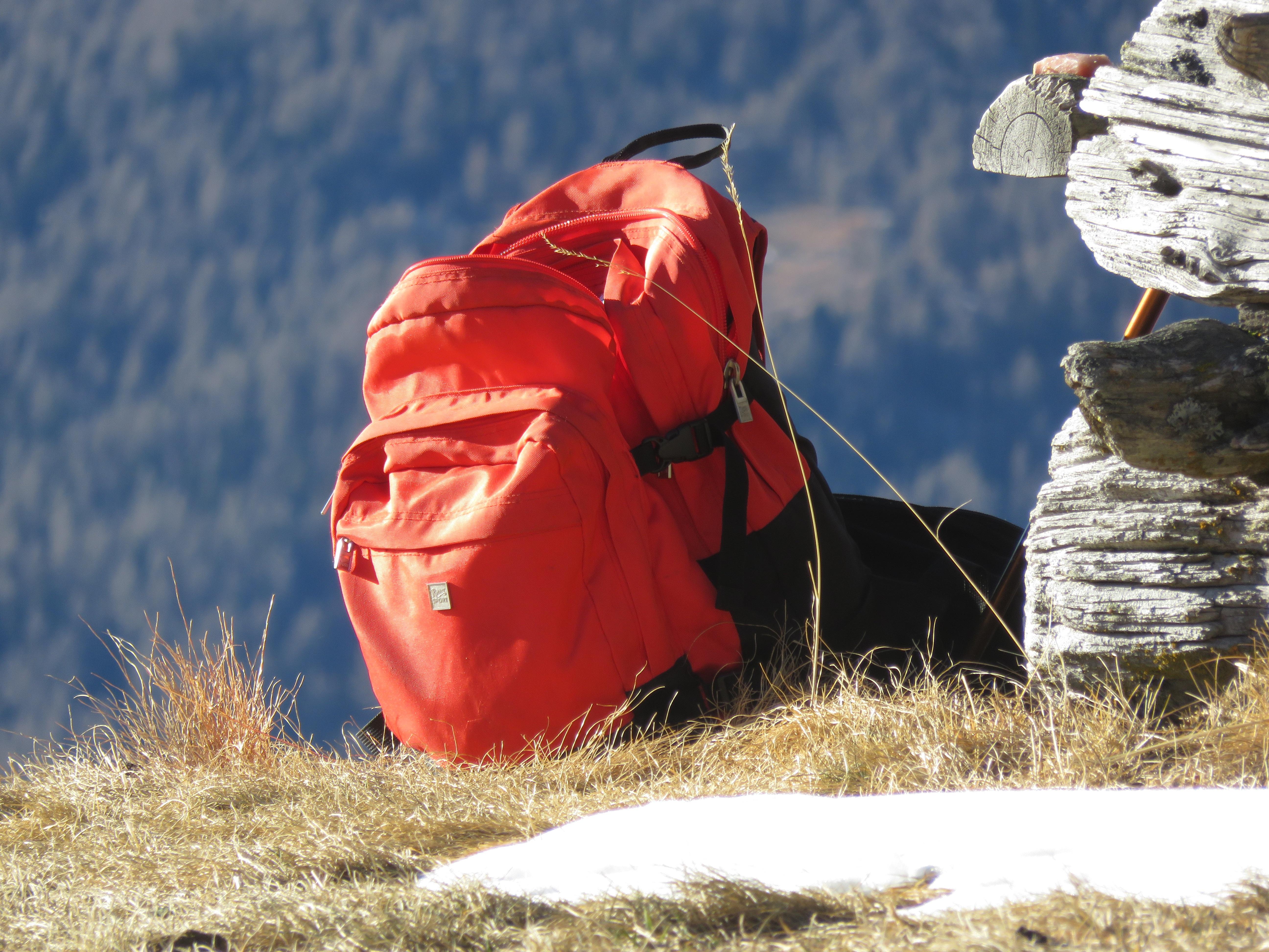 рюкзак путешественника картинка преследованием