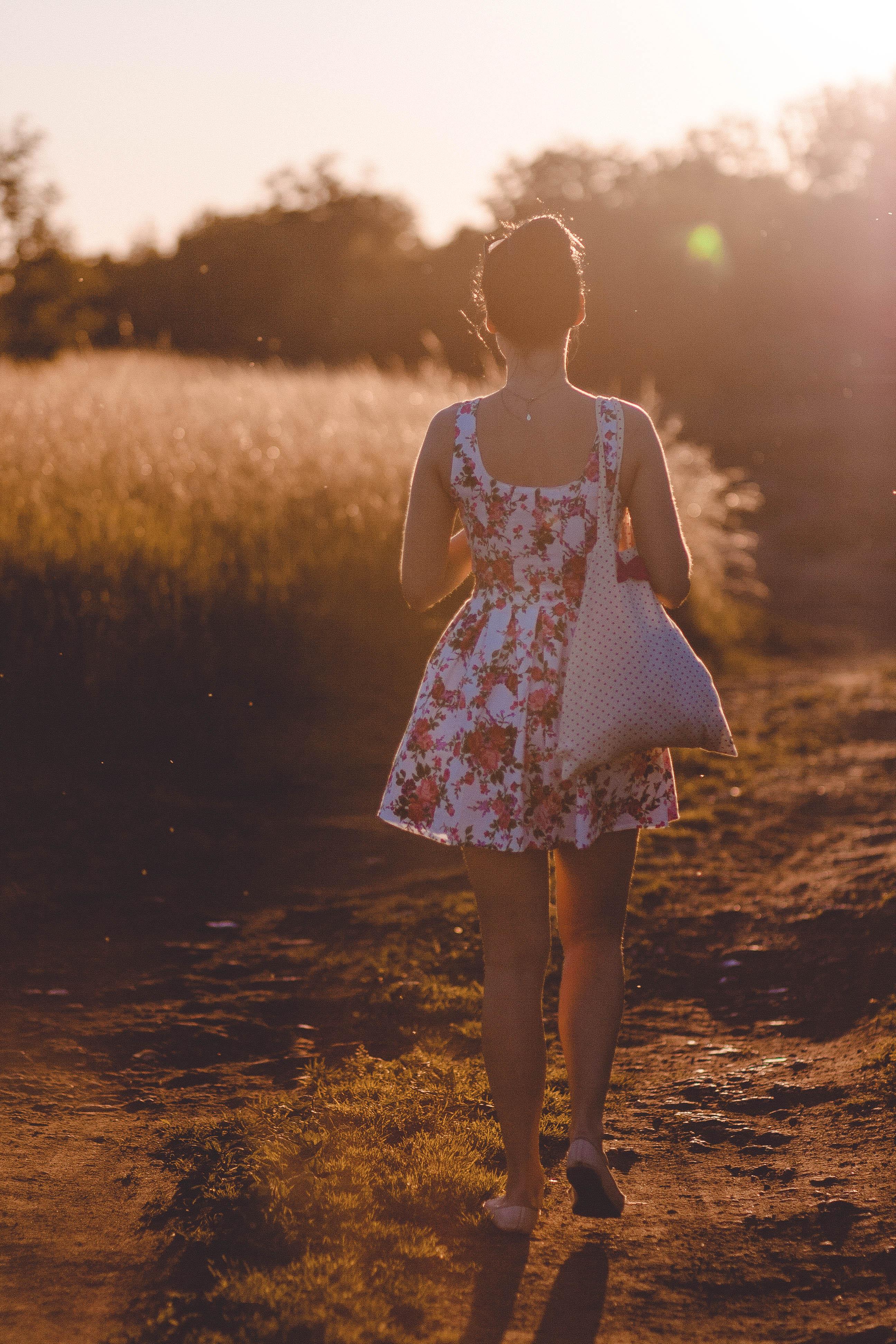 Brown Dresses