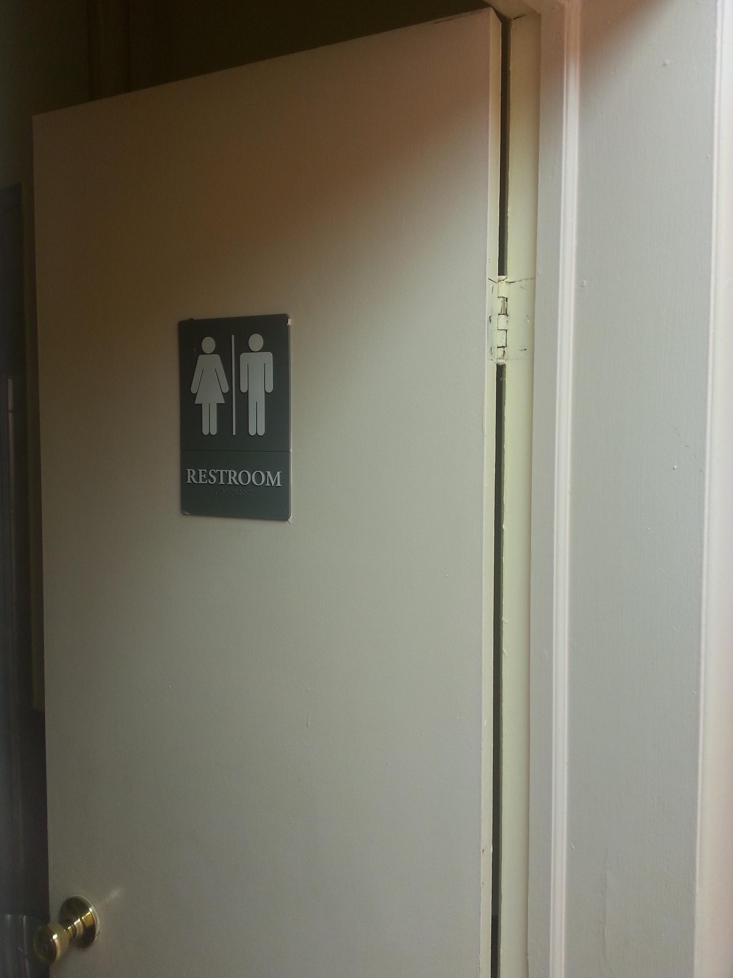 Gambar Dinding Bersih Toilet Pintu Desain Interior Kamar
