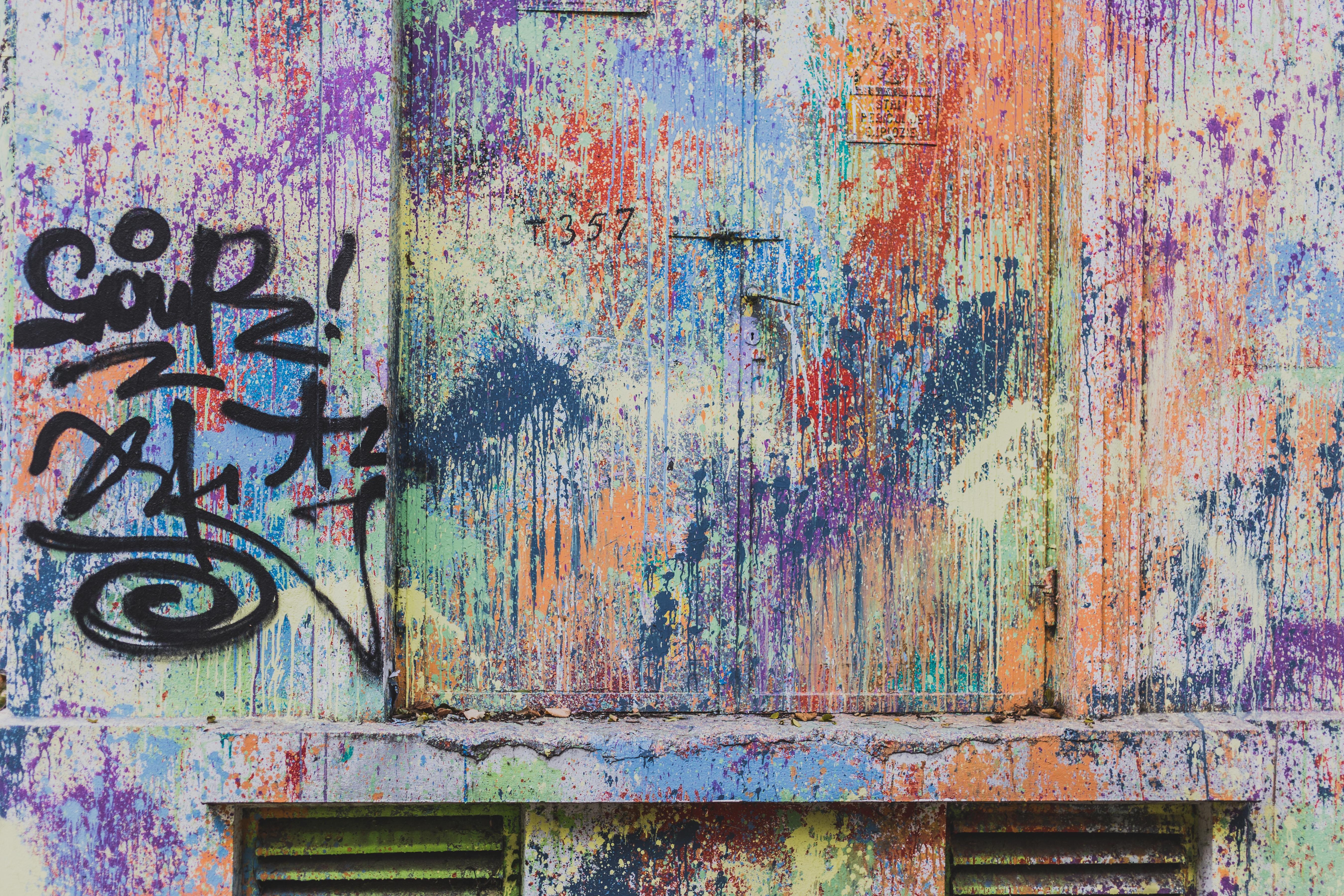 Free Images wall color graffiti painting mural modern art