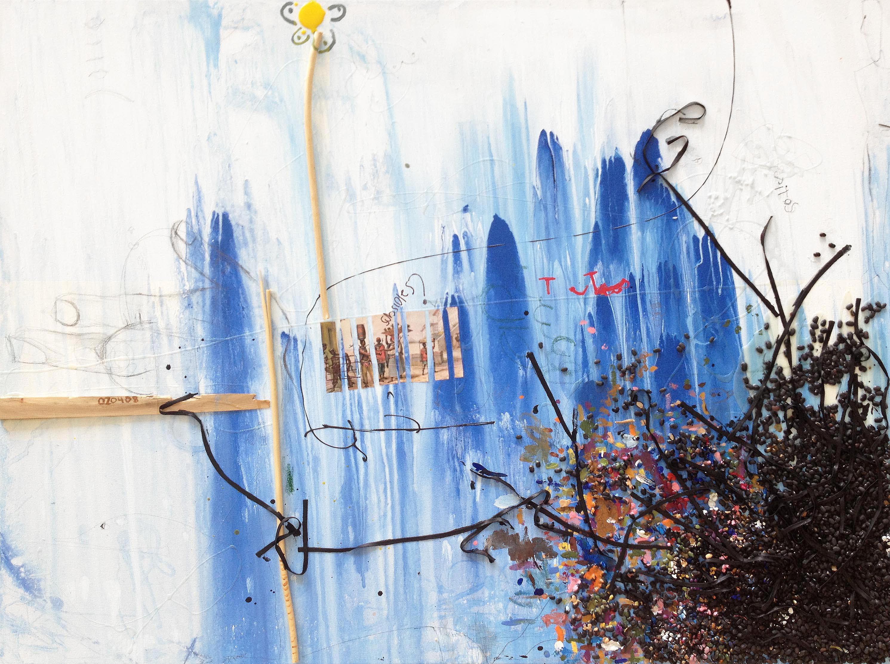 Gratis afbeeldingen muur kleur blauw schilderij