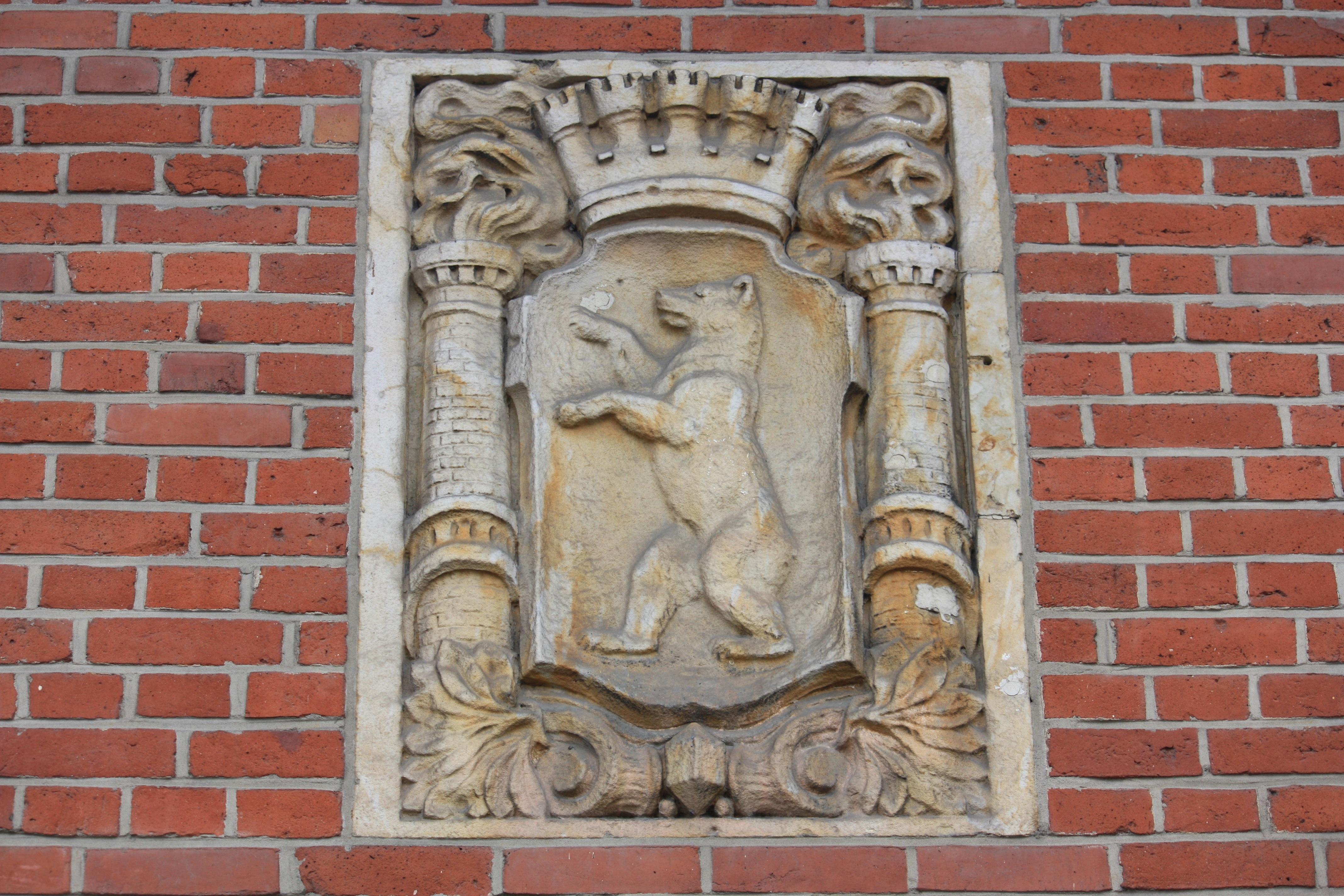Chinese manufacturer natural stone carving yellow granite bear