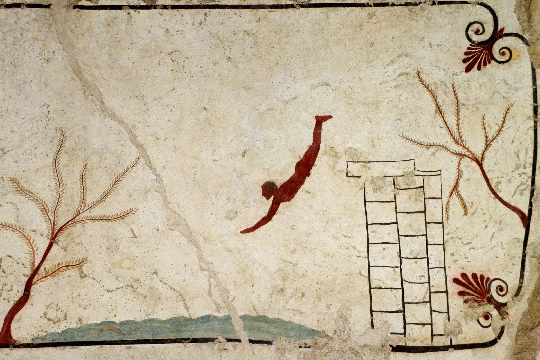Gambar Merah Italia Seni Sketsa Gambar Kaligrafi
