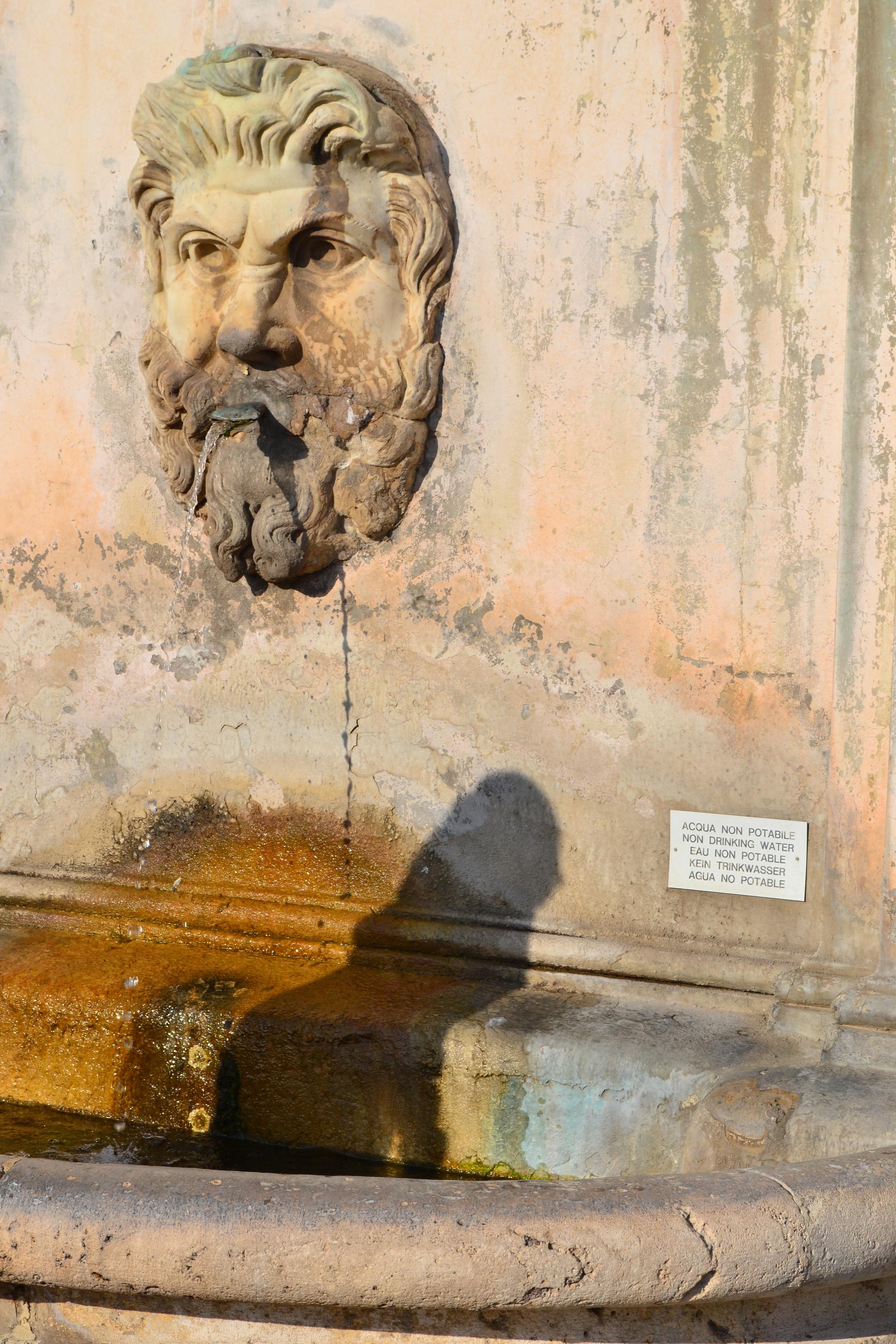Fotoğraf Duvar Heykel Italya Boyama Heykel Sanat Roma